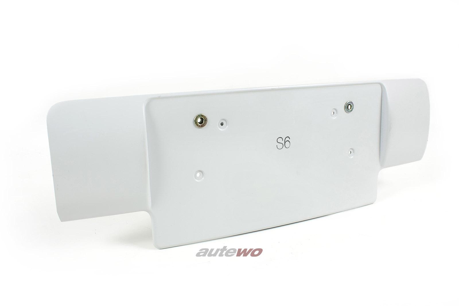 4A0807287L NEU Audi S6/S6+ C4 US-Kennzeichenaufnahme Vorne