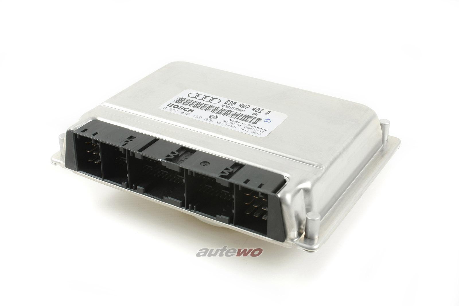 8D0907401Q NEU Audi A4 B5 6 ZylinderAKN EDC Motorsteuergerät