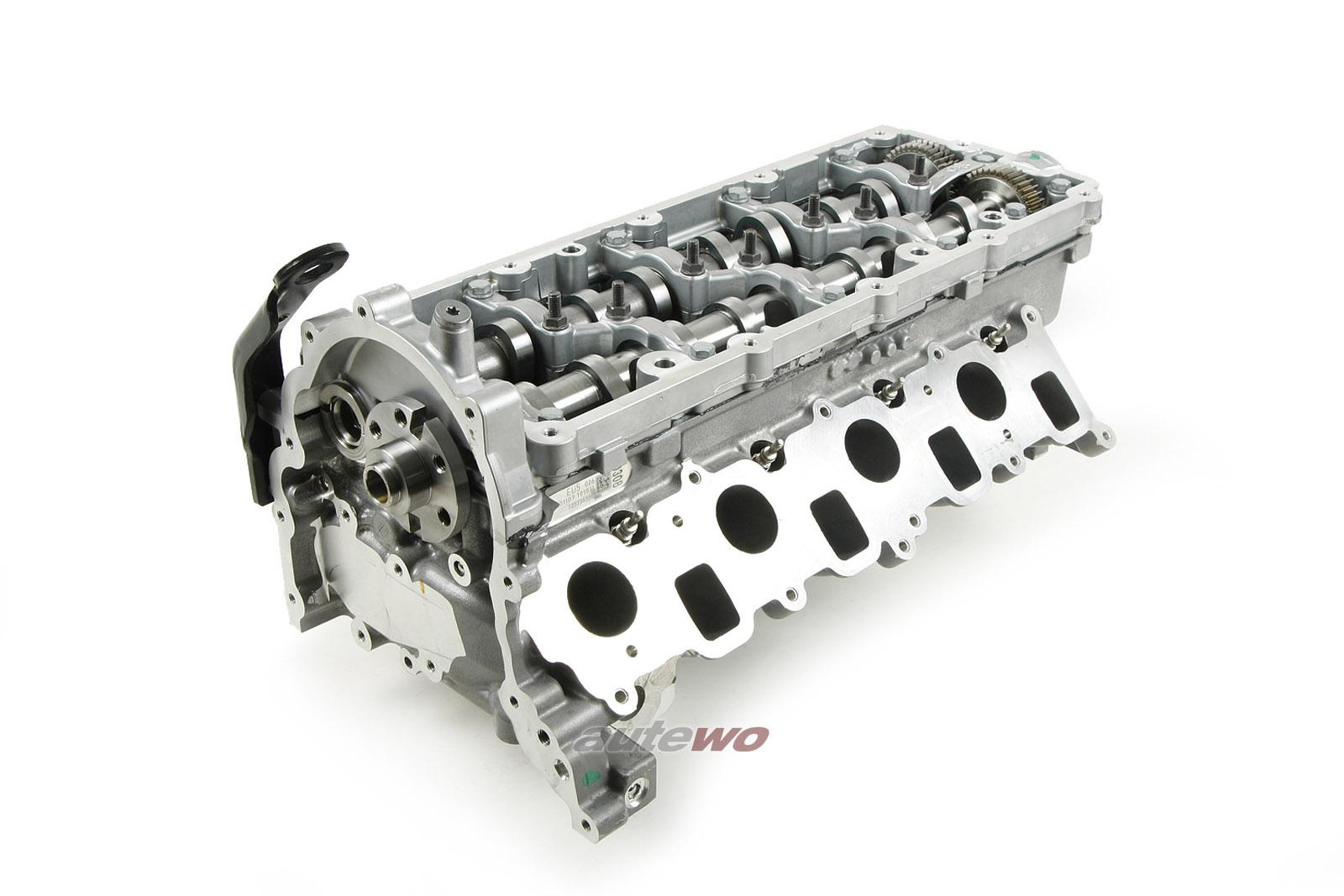 057103063BN NEU Audi/VW A8 D4/Touareg 8 Zylinder CKDA/CDSB Zylinderkopf Links