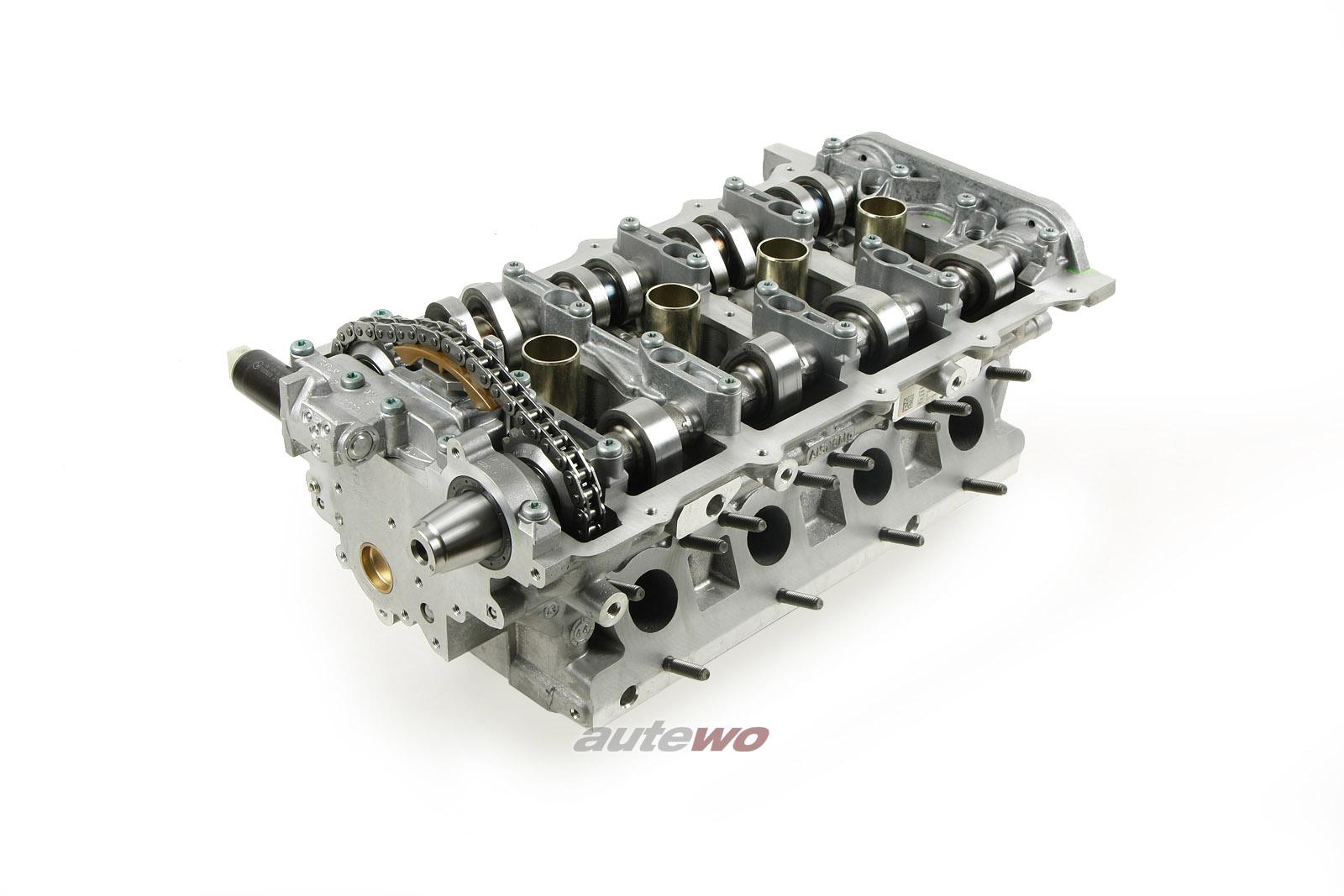 077103275 X 077103063DK NEU Audi S8 D2 8 Zylinder AYS Zylinderkopf Links
