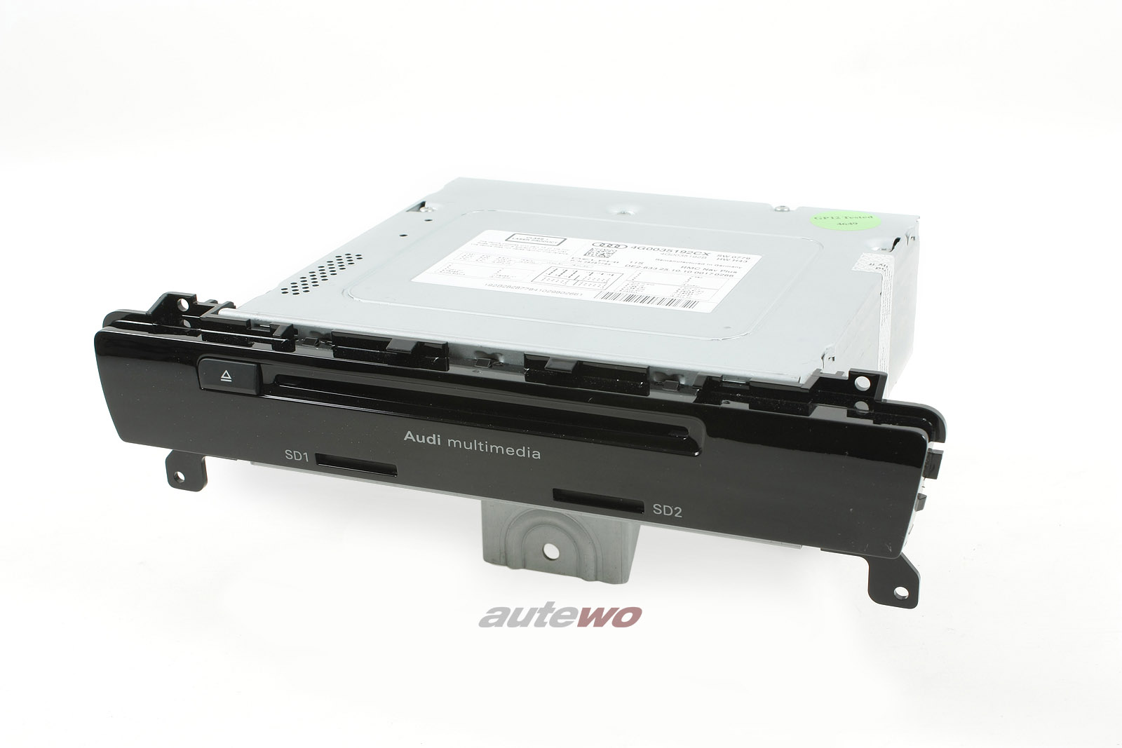 4G0035192BX/CX NEU Audi A6 4G/A7 Steuergerät RMC Navigation LOW