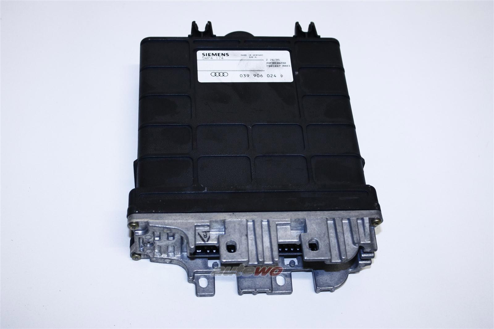 Audi 80 B4/100/A6 C4 2.0l 115PS ABK Motorsteuergerät 039997024FX 039906024D