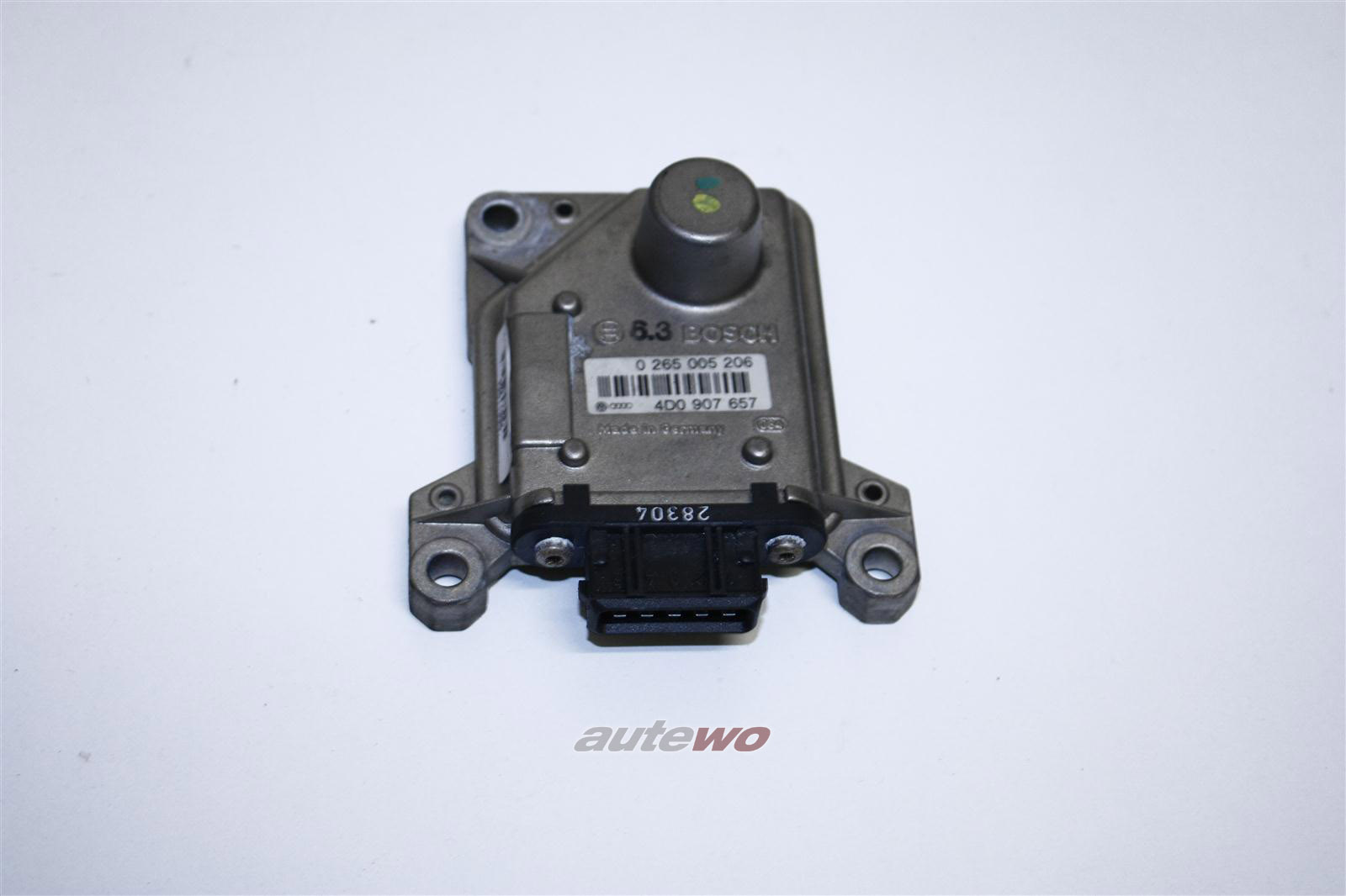 Audi A4 B5/A6 4B/A8 D2 Drehratensensor ESP 4D0907657