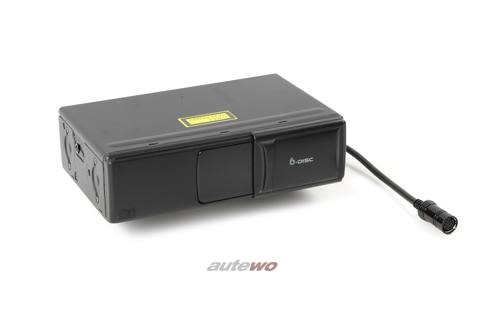 4B0057111A 4B0035111A NEU Audi A3 8L/A4 B5/A6 4B/A8 D2 6-fach CD-Wechsler