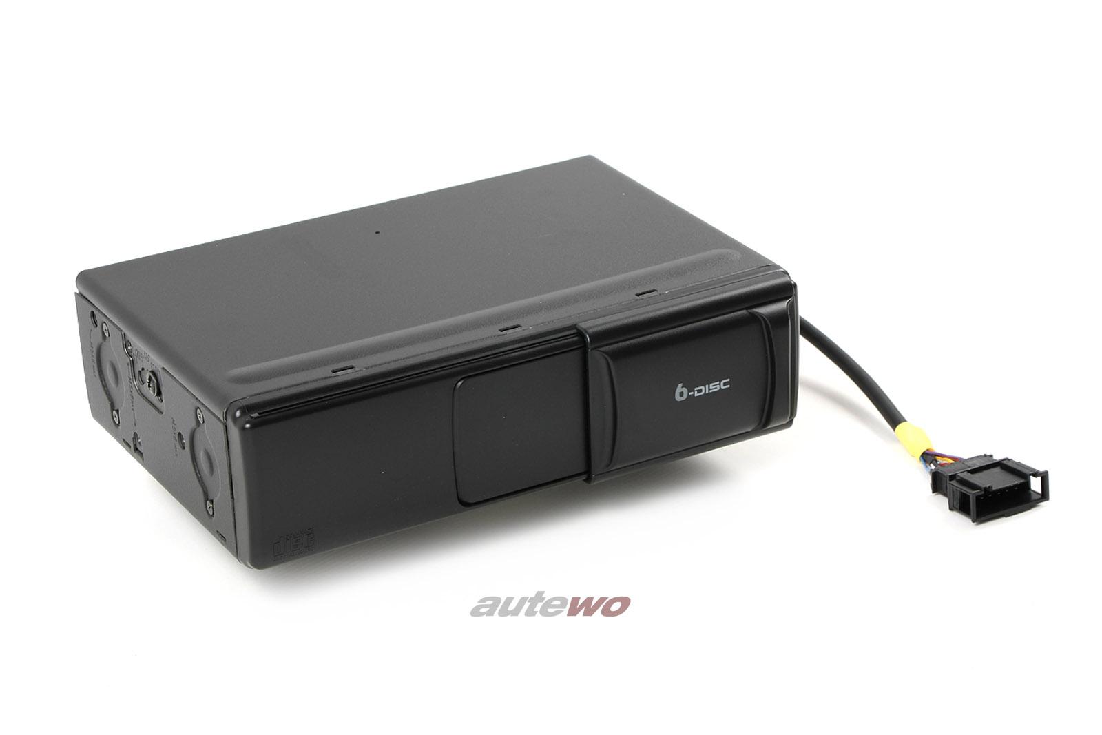8N8057111C 8N8035111C NEU Audi A2 8Z/TT 8N CD-Wechsler + Magazin