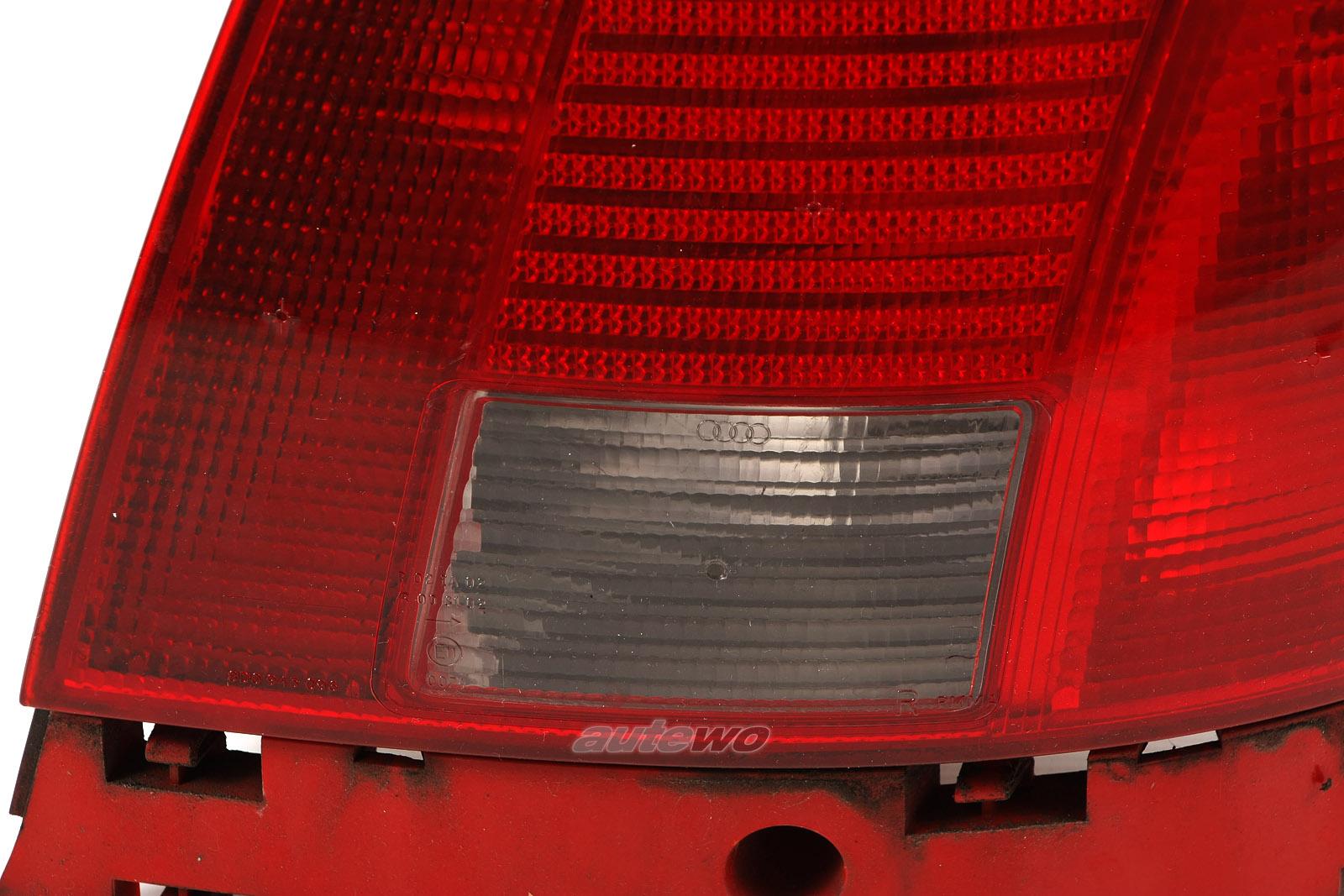 8D0945112A 8D0945096 Audi A4 B5 Limousine Rücklicht/Blinker Hinten Rechts