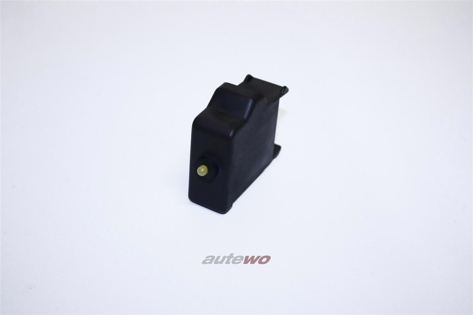 Audi 80/90 Typ 81/85/Urquattro Schalterblende AHK negro