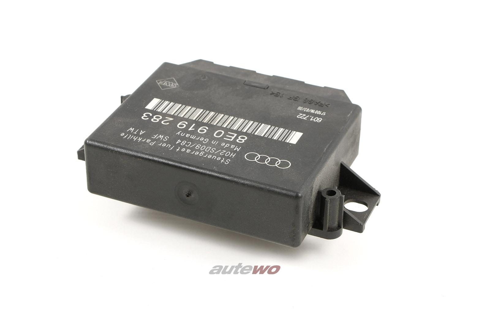 8E0919283 SWFH02-SD09-C84 A6/S6/RS6/Allroad 4B Steuergerät Einparkhilfe