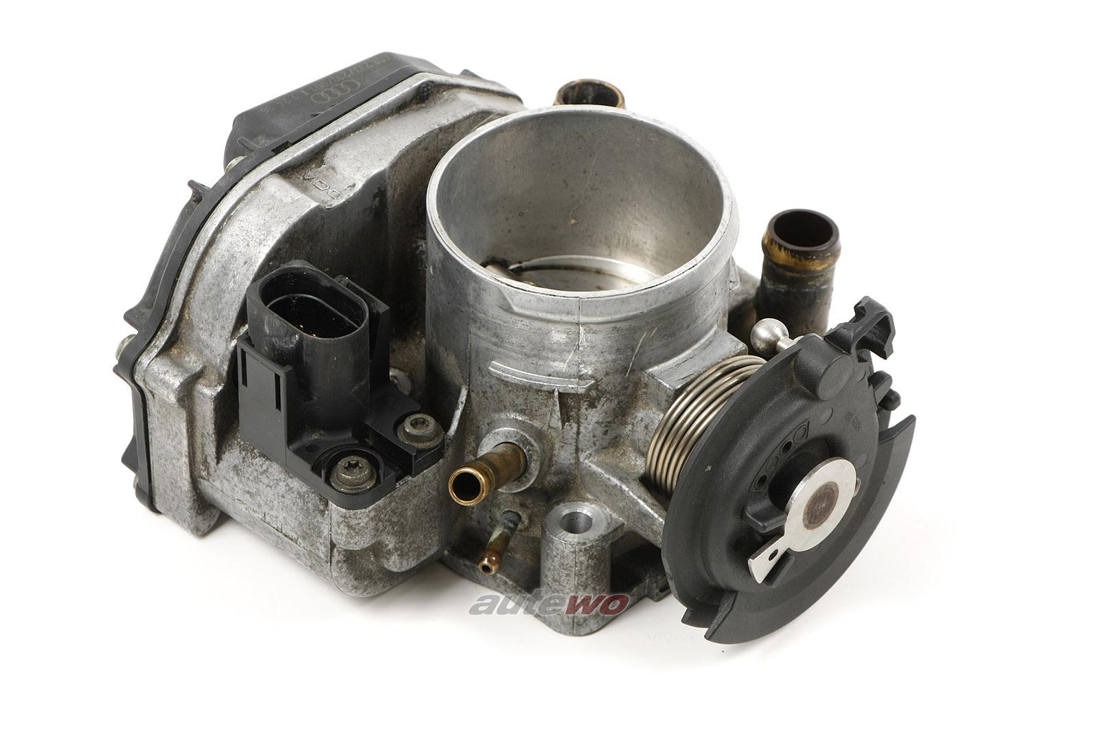 058133063 408.237/210/001 Audi A4 B5 1.6-1.8l Drosselklappe Schaltgetriebe