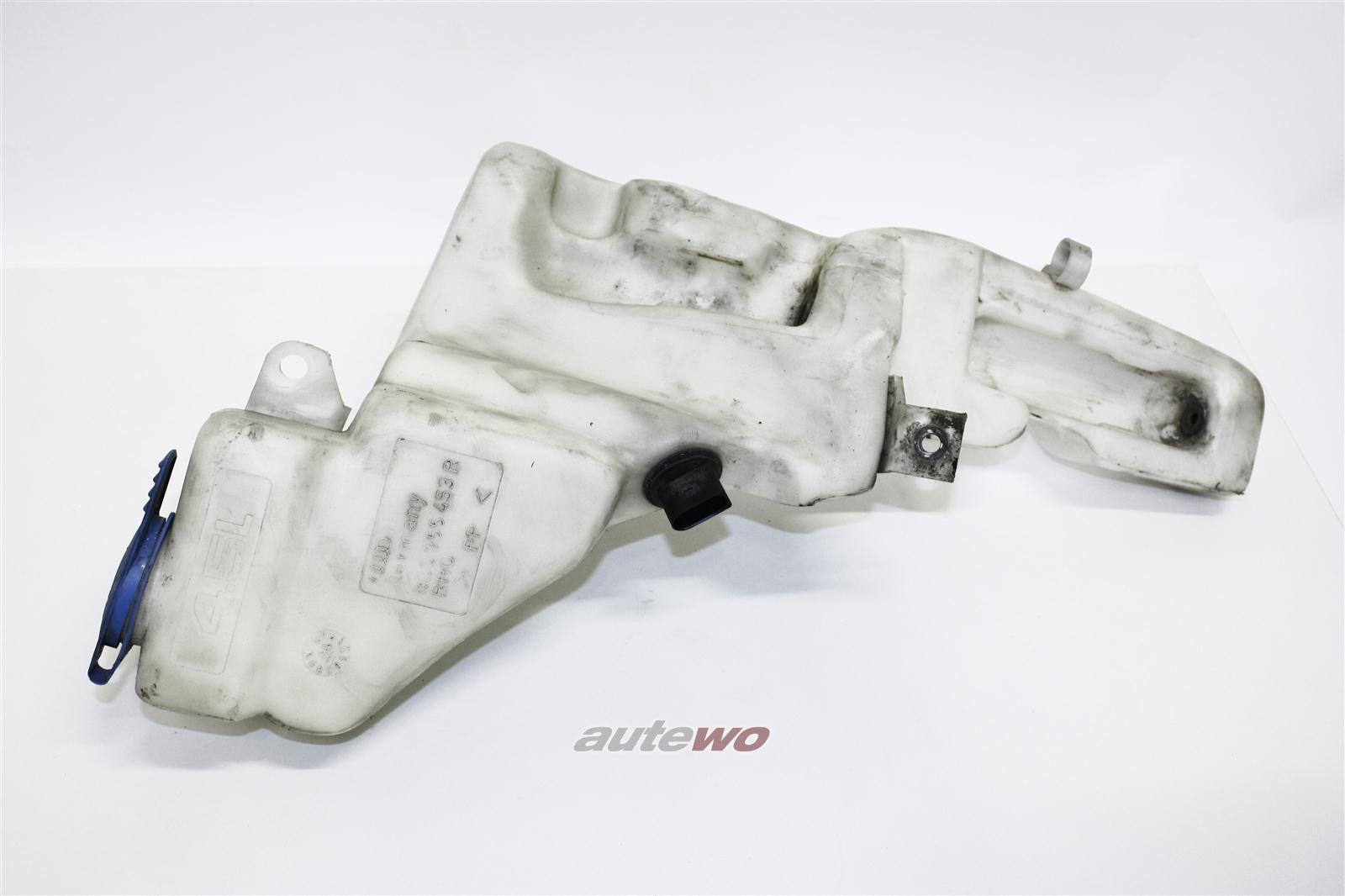 Audi A4 B5 Scheibenwaschbehälter 4.2l + Geber + Scheinwerferreinigung 8D0955453R