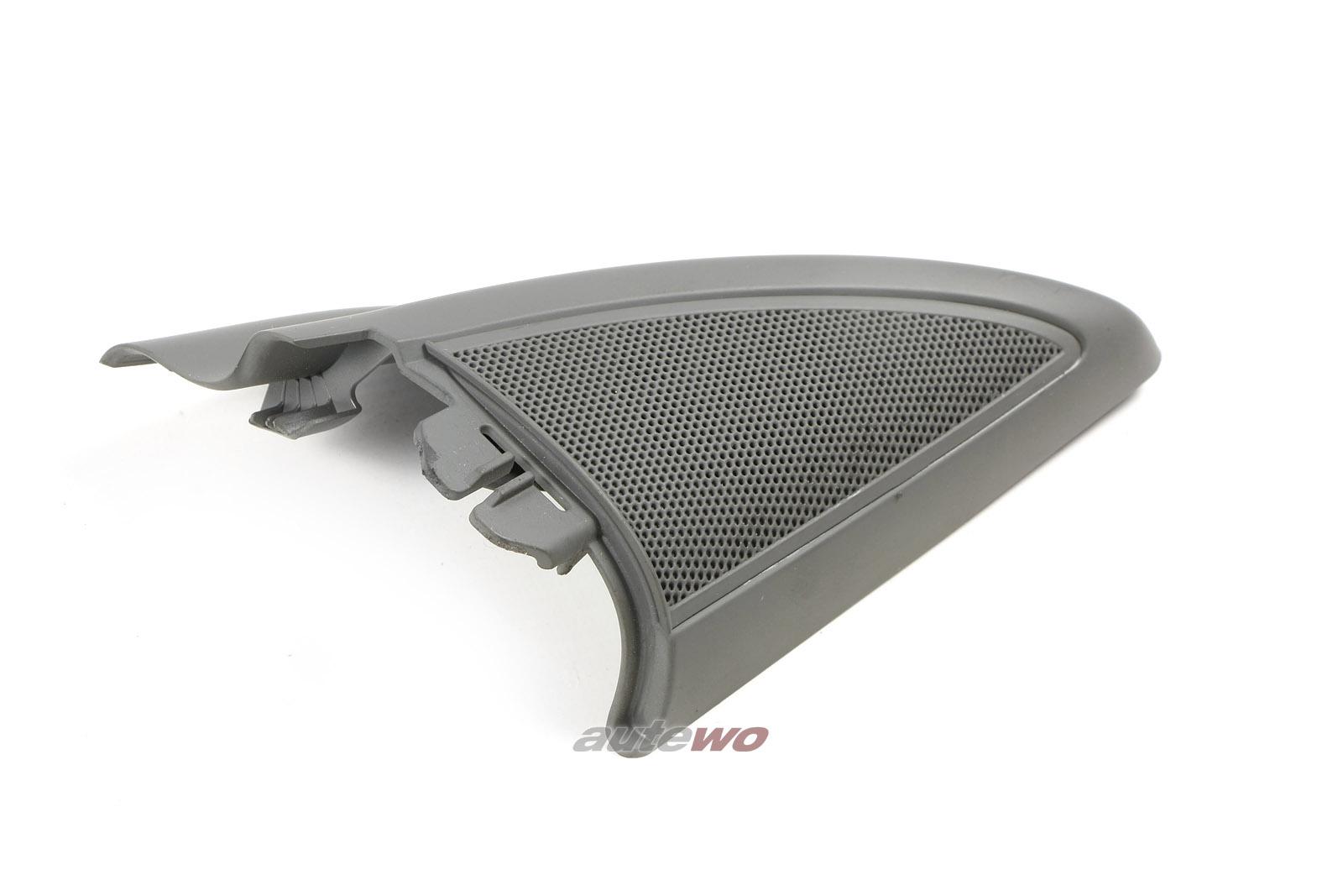 8H0035399B/C & 8H0857506 Audi A4/S4/RS4 8H Cabrio Hochtöner Rechts grau