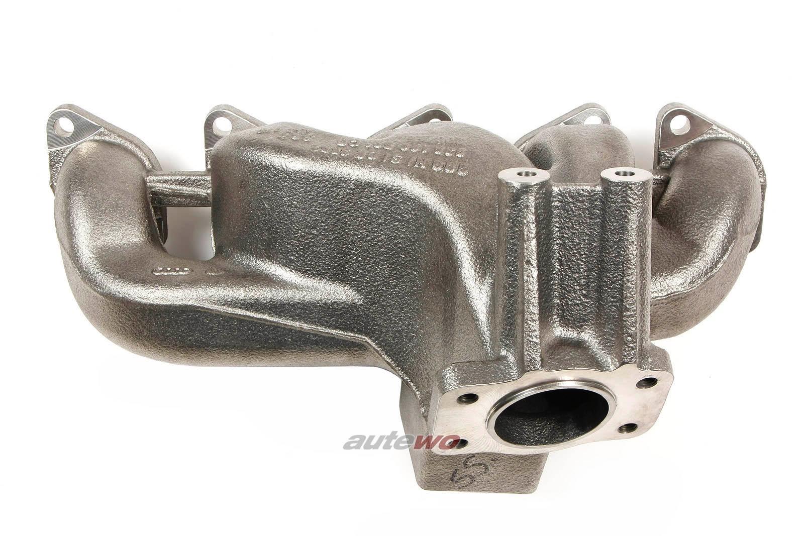 035129591CB NEU Audi Sportquattro 2.2l 306PS 20V Turbo KW Abgaskrümmer