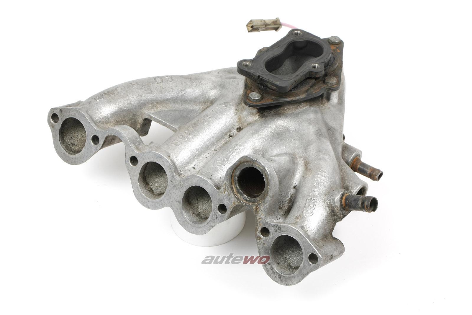 027129711B 027129713 Audi/VW 80 Typ 81 1.3/1.6l 4 Zylinder DT/EP Saugrohr