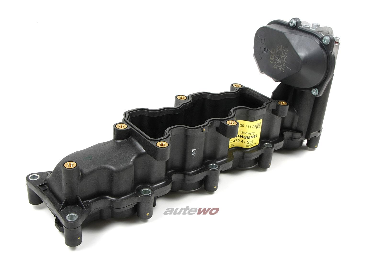 057129711AK NEU Audi/VW A8 D4/Q7/Touareg 4.2l TDI Saugrohr links