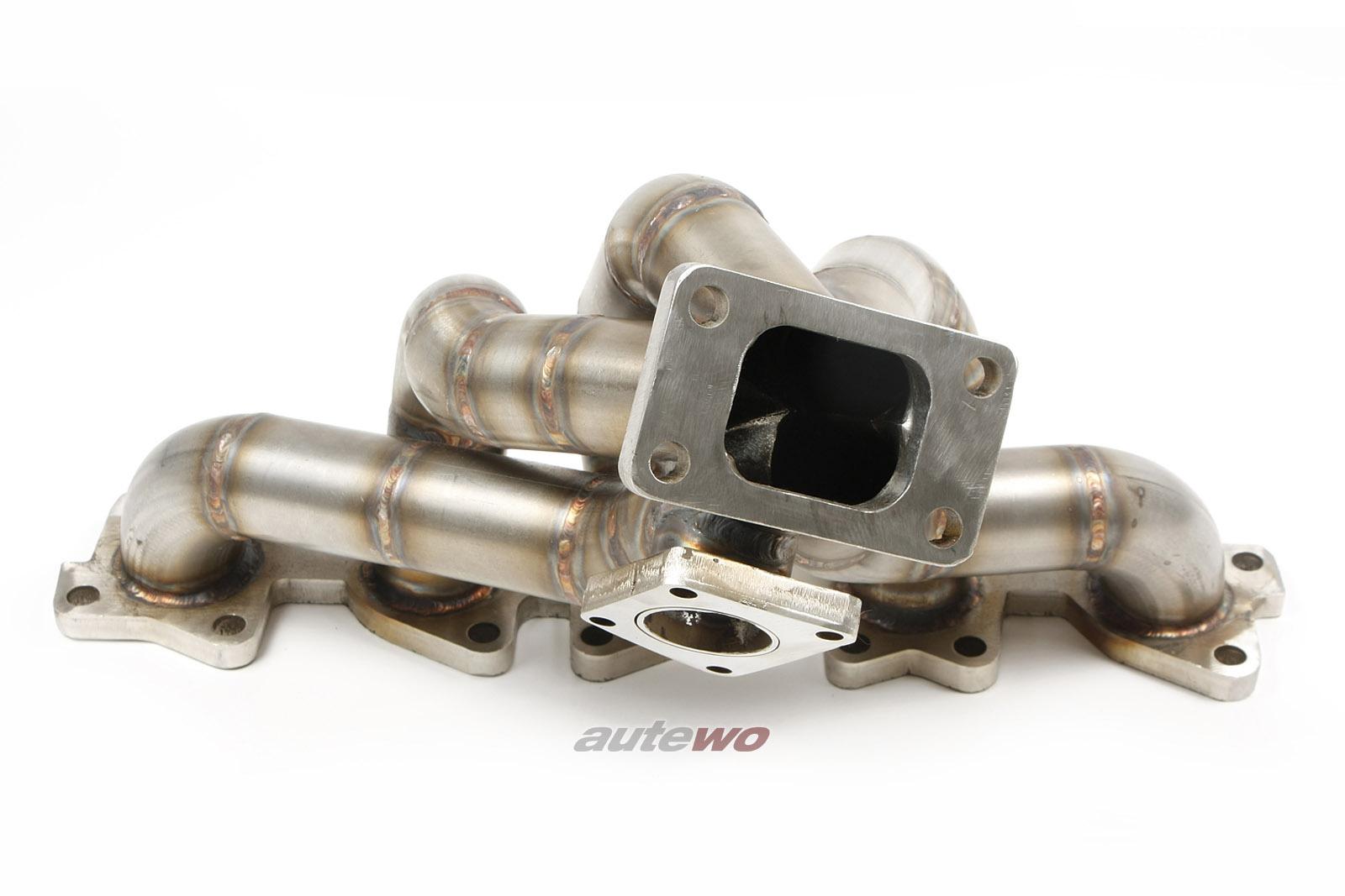 NEU Audi S2/RS2/S4/S6 C4/Urquattro 20V 2.2l 20V Turbo Rohrkrümmer T3-Flansch