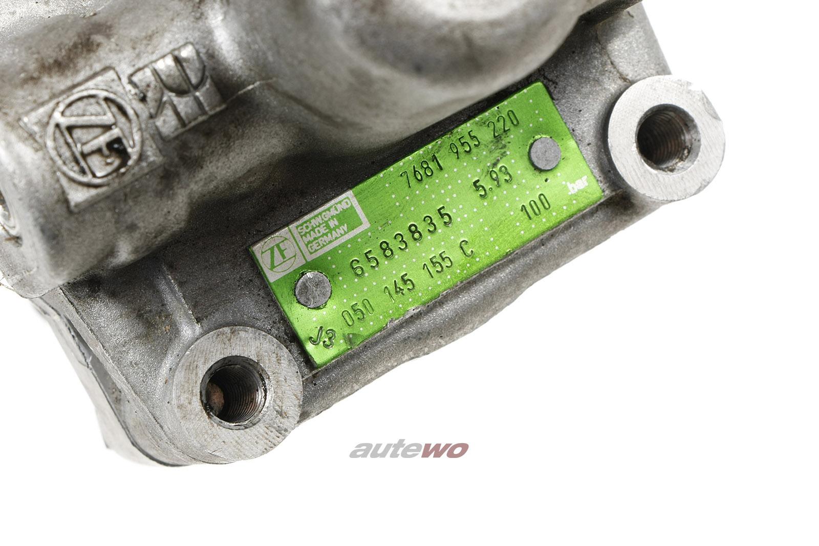 050145155CX 050145155C Audi 80 B4 6 Zylinder Servopumpe