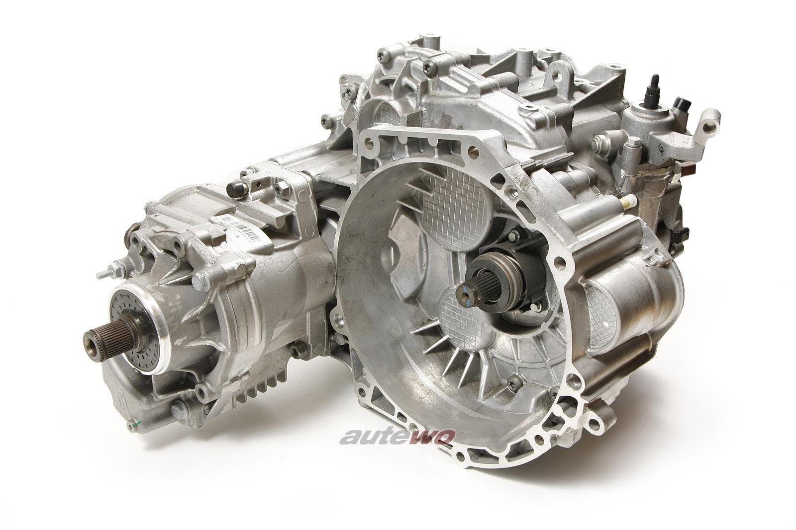 0A6300012P NEU Audi Q3 8U 2.0l 6-Gang Schaltgetriebe Quattro NGH