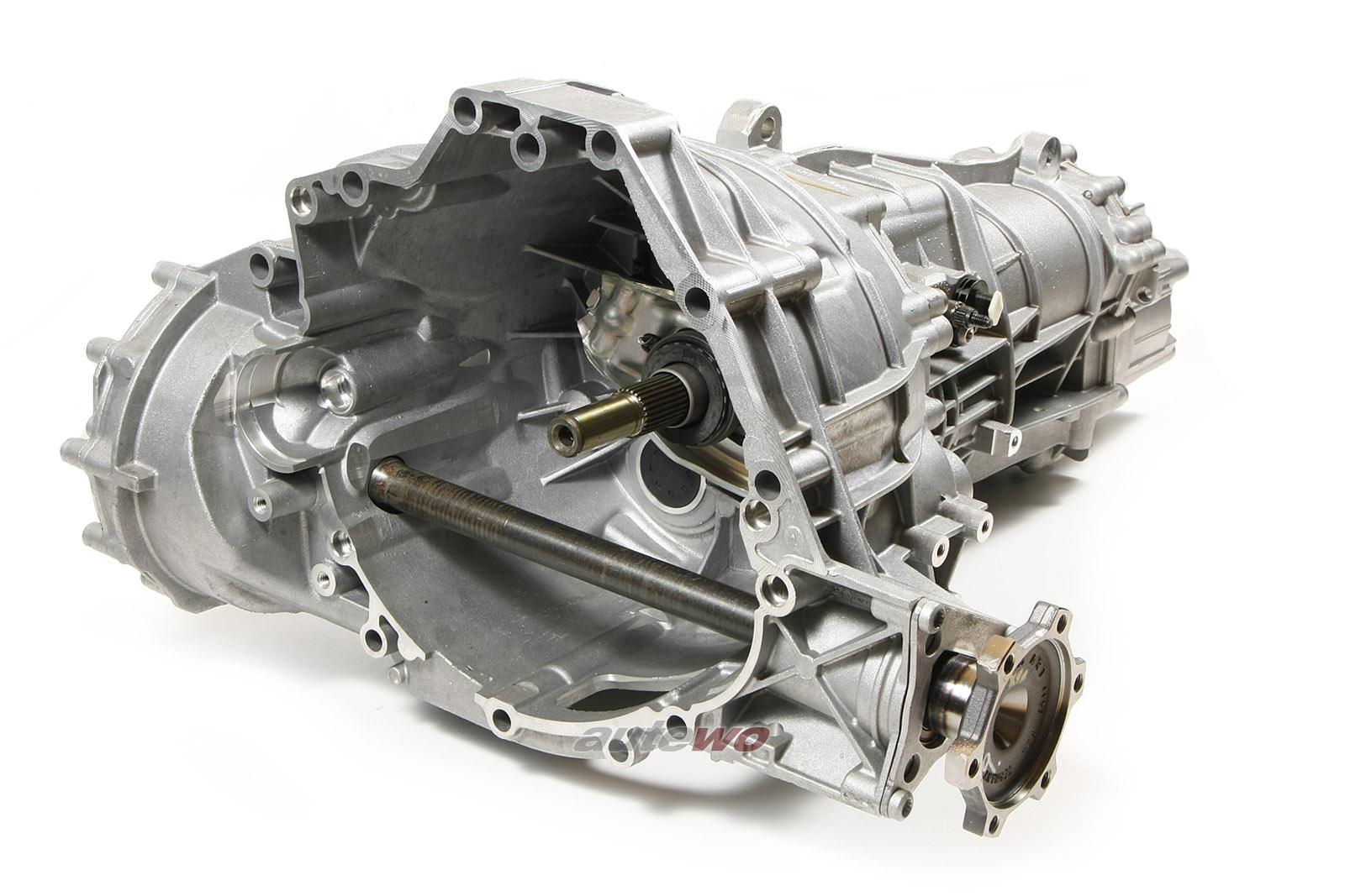 0B2300028G NEU Audi A4 8K/B8/A5 8T 2.0l 6-Gang-Schaltgetriebe Quattro