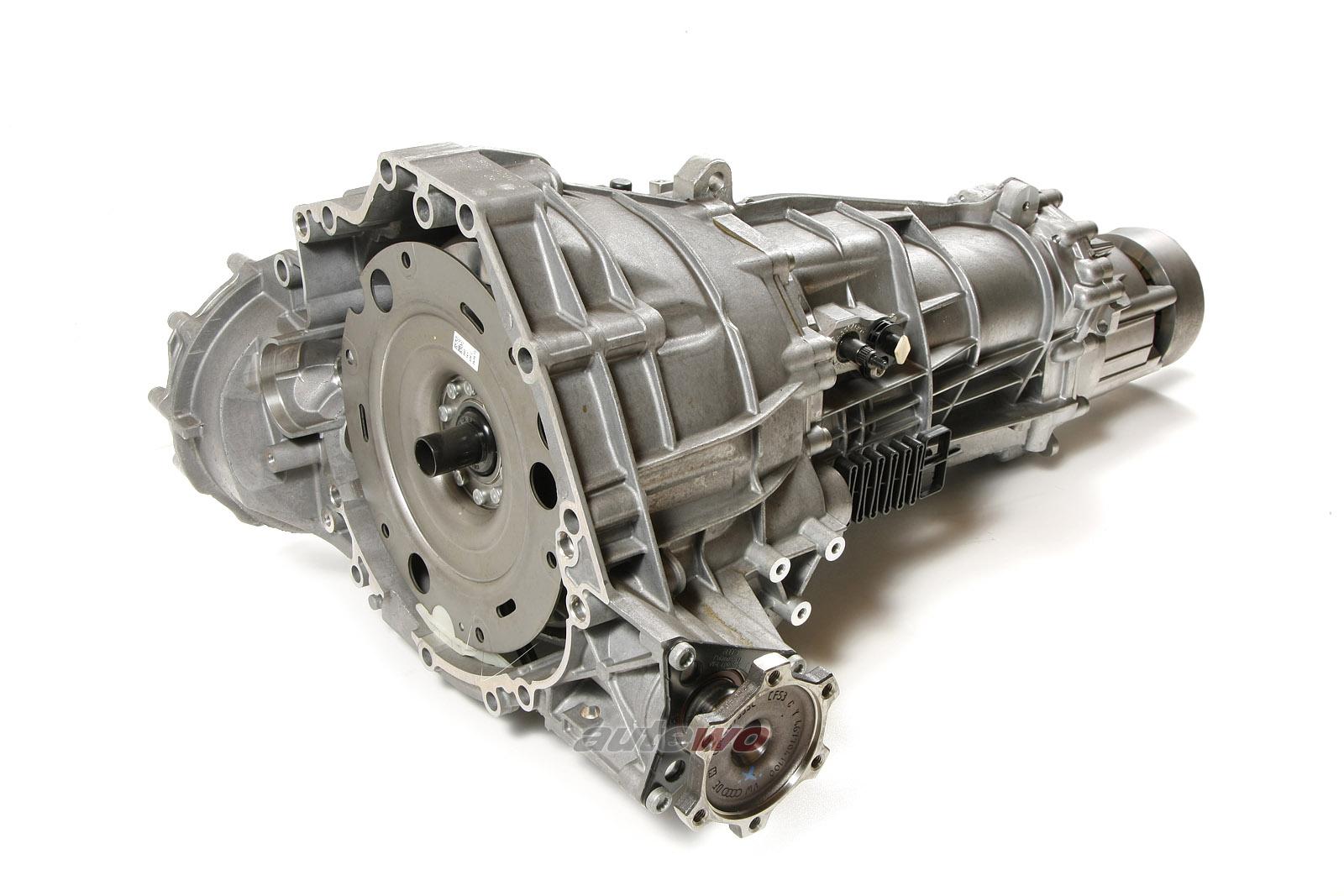 0B2300028J 0B2300042K NEU Audi Q5 8R 2.0lTFSI 6-Gang-Schaltgetriebe Quattro LSB