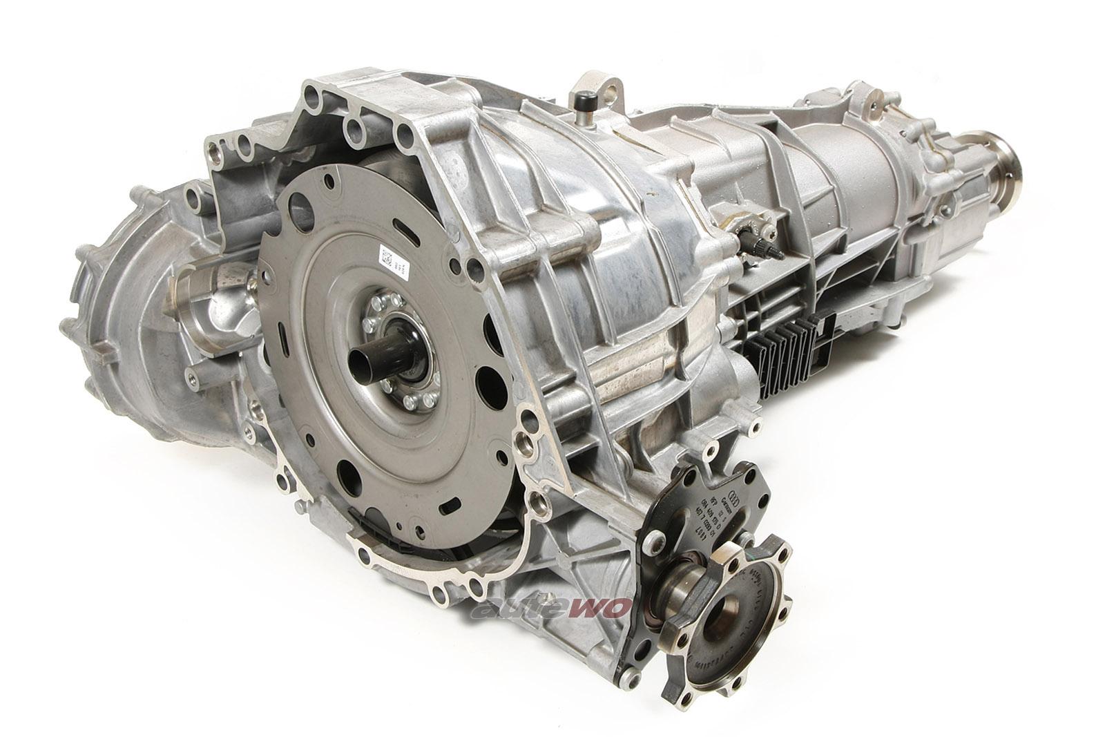 0B2300040EX NEU Audi A4 8K/B8/A5 8T 3.2l FSI 6-Gang-Schaltgetriebe Quattro HRQ