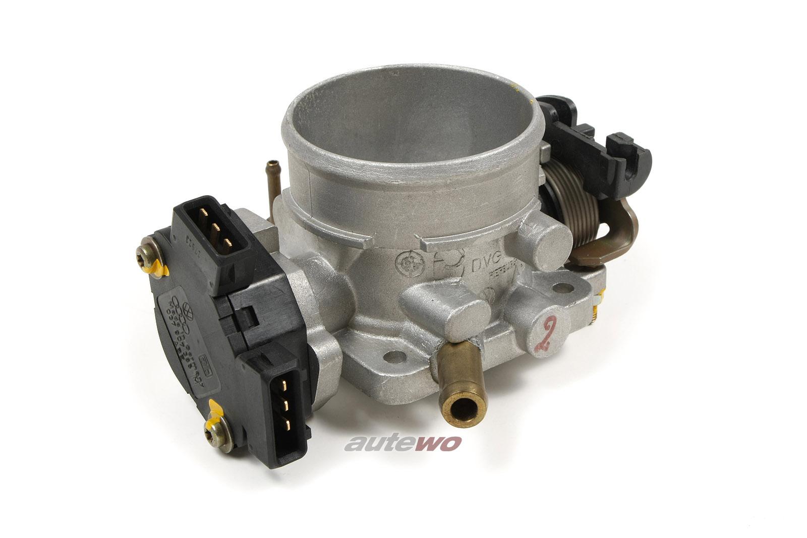037133061BD NEU VW/SEAT Corrado/Golf/Vento/Passat 2.0l 2E Drosselklappe