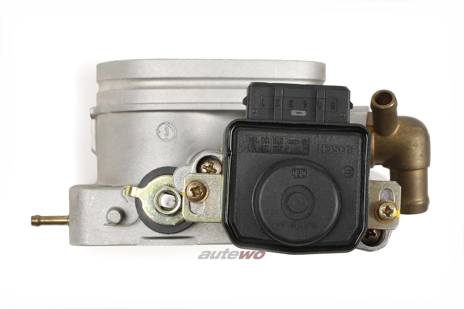 050133063 NEU Audi 80 B4 1.6l 4 Zylinder ADA Drosselklappe