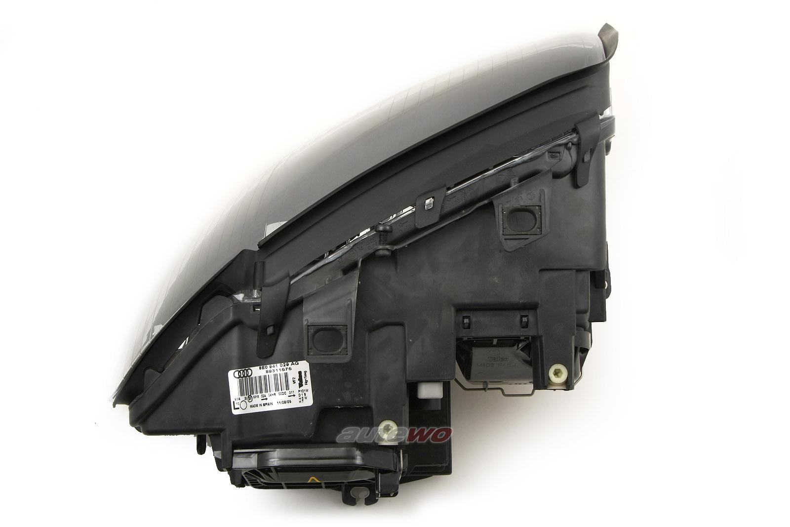 8E0941029M/AG NEU Audi S4 8E 4.2l Xenon-Scheinwerfer links