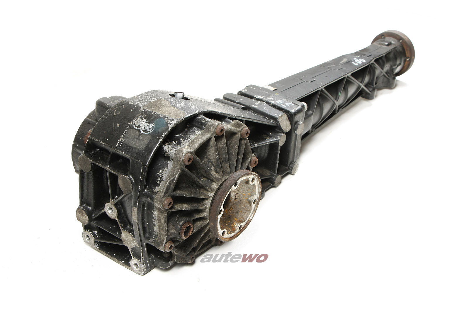 01H500040D Audi 80 B4 2.8l Differential CAV 04092