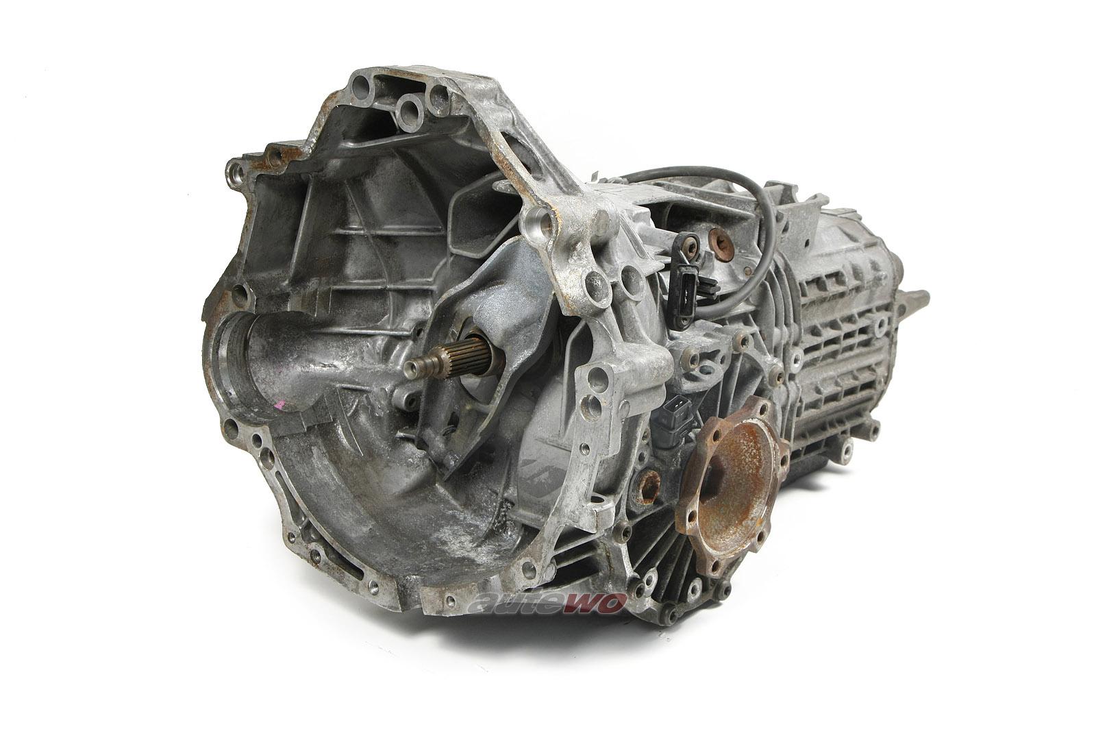 012300048FX Audi 80 B4/Coupe/Cabrio Typ 89/A6 C4 2.6l Getriebe 5-Gang CPE 17124