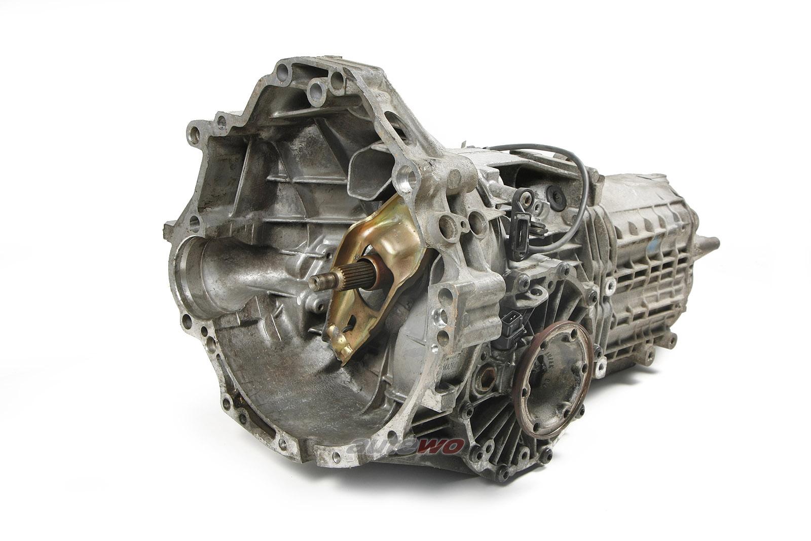 012300054KX Audi 80 Typ 89 Cabrio/A4 B5/A6 4B 1.8l Schaltgetriebe DWA 22090