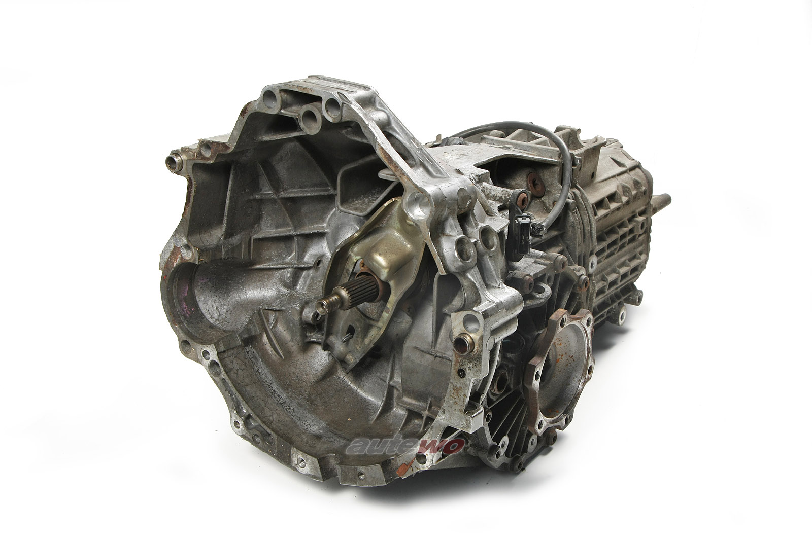 012300048FX Audi 80 B4/Coupe/Cabrio Typ 89/A6 C4 2.6l Getriebe 5-Gang CPE 03026