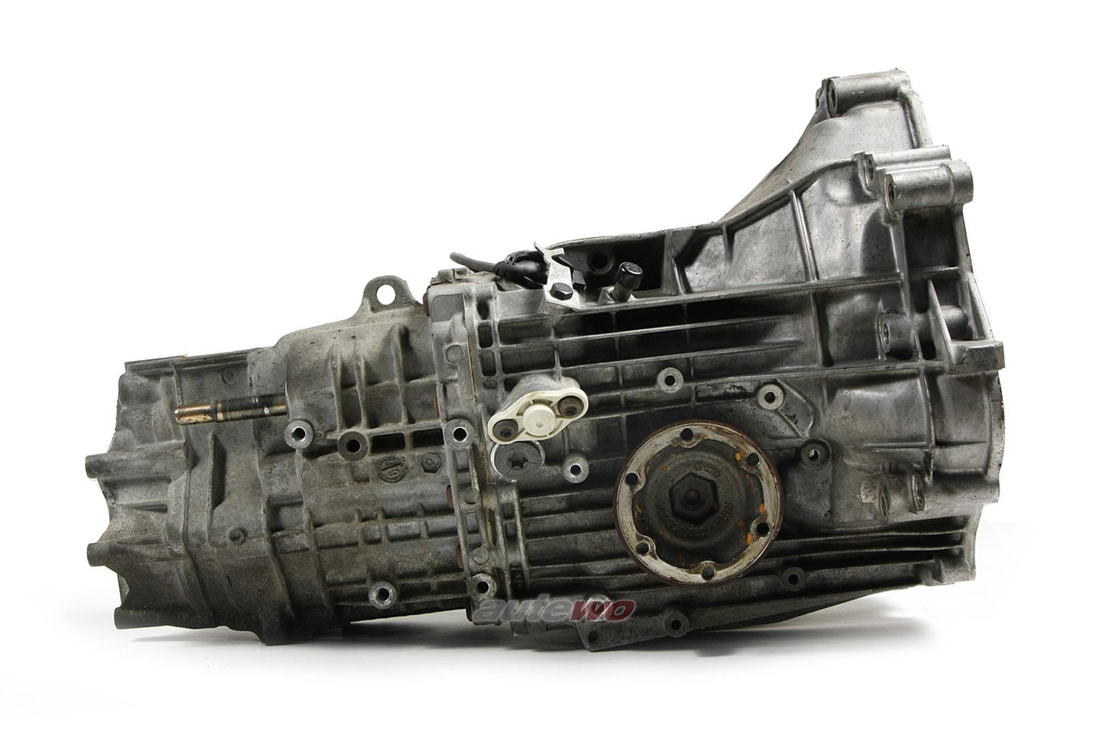 012300058AX Audi/VW A4 B5/A6 4B/Passat 1.8l Schaltgetriebe 5-Gang EHV 19119