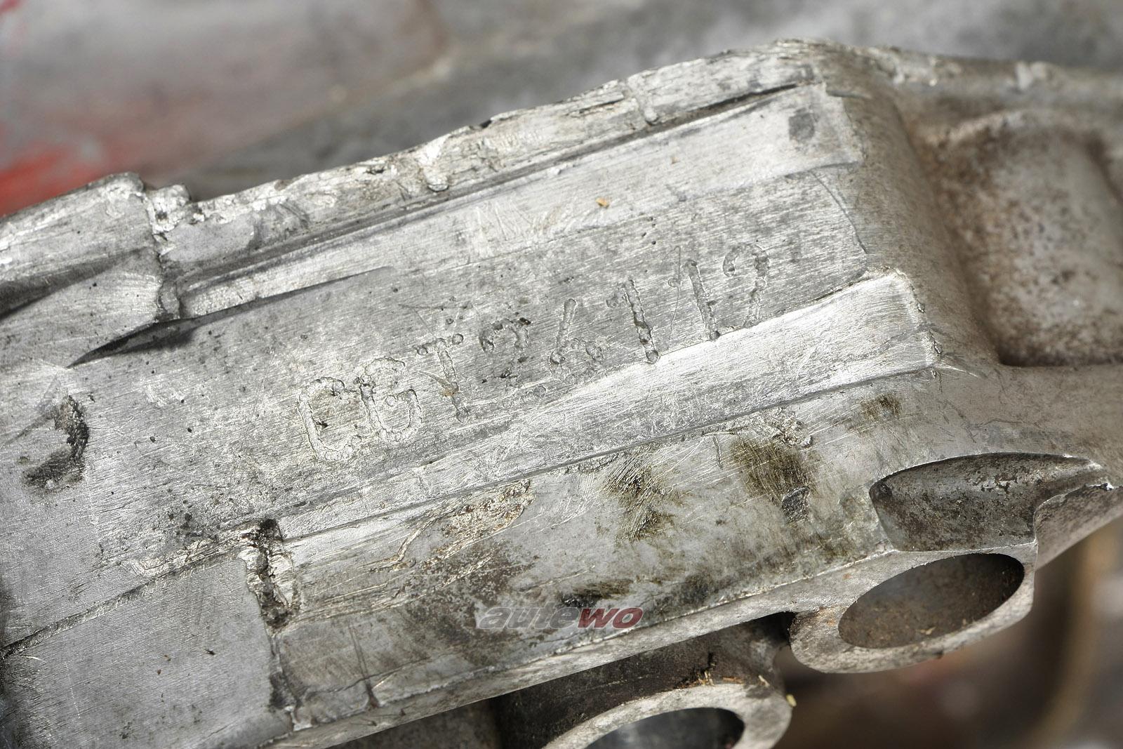 012300047KX Audi 80 B4 2.0l Schaltgetriebe 5-Gang Übersetzung 37/9 CGT 26119