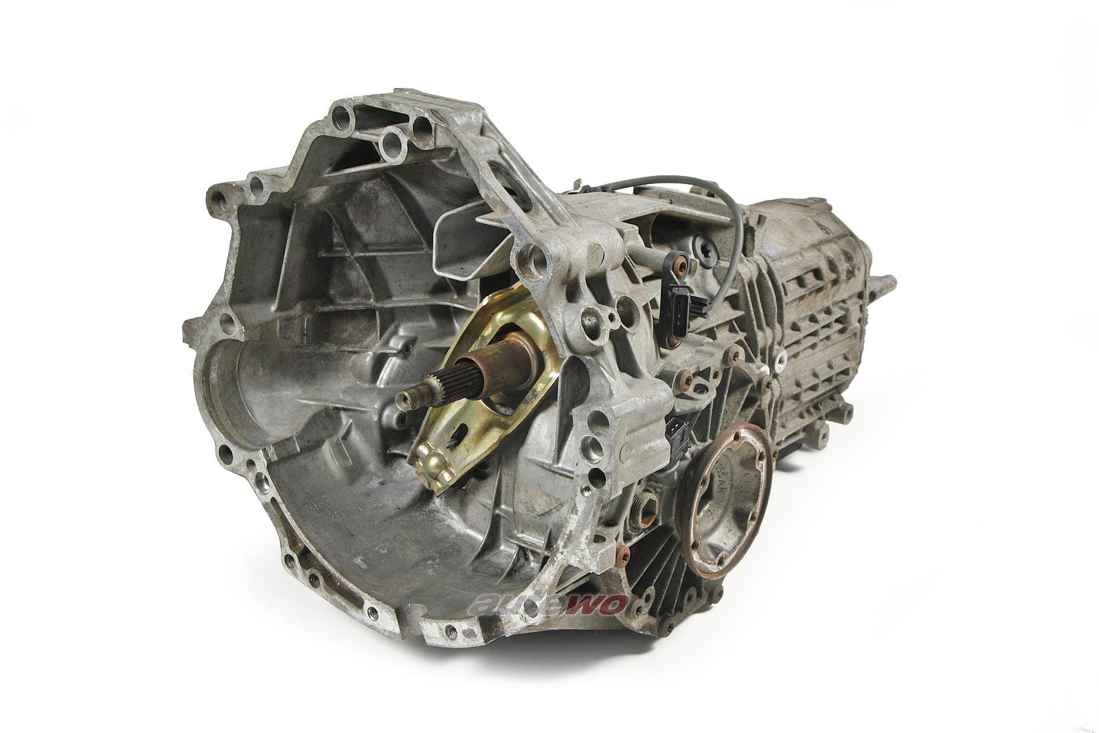 012300058AX Audi/VW A4 B5/A6 4B/Passat 1.8l Schaltgetriebe 5-Gang EHV 16069