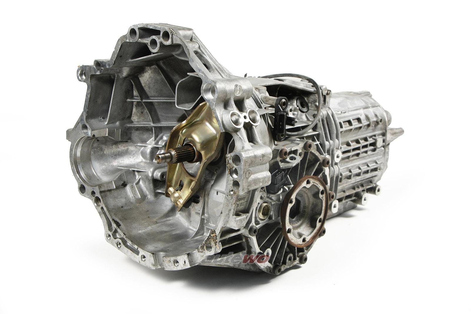 012300054KX Audi 80 Typ 89 Cabrio/A4 B5/A6 4B 1.8l Getriebe 5-Gang DWA 16118