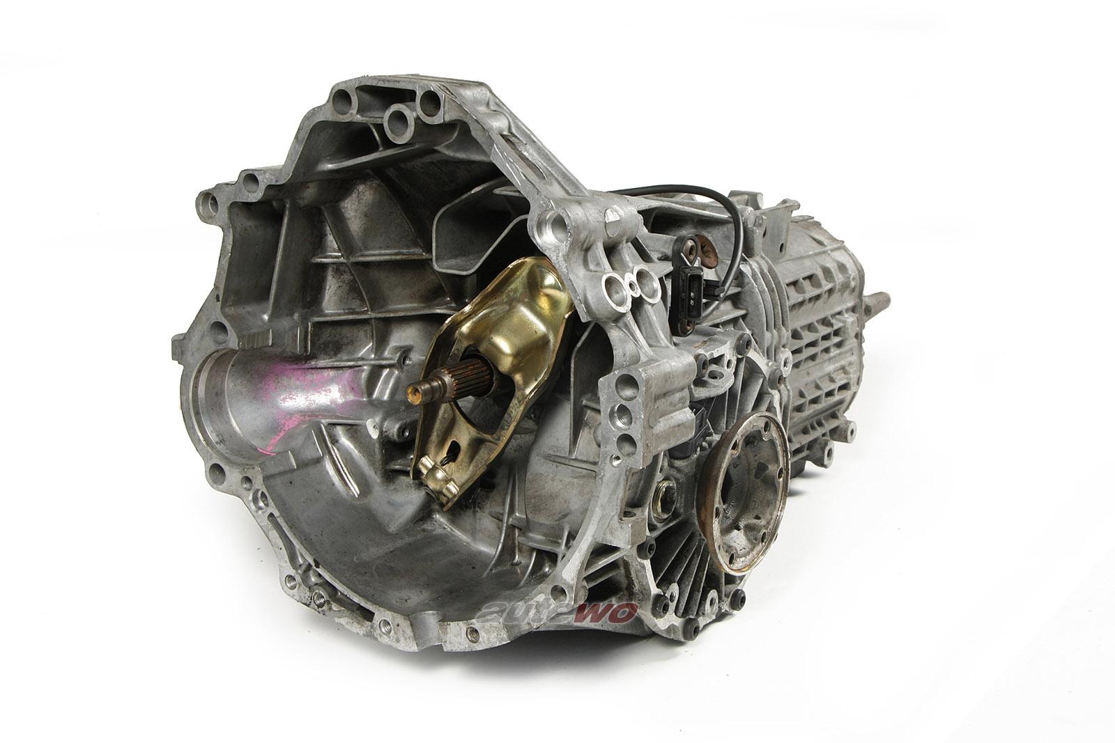 012300053CX Audi/VW 80 Typ 89 Cabrio/A4 B5/A6 C4 1.8l Schaltgetriebe DHZ 29047