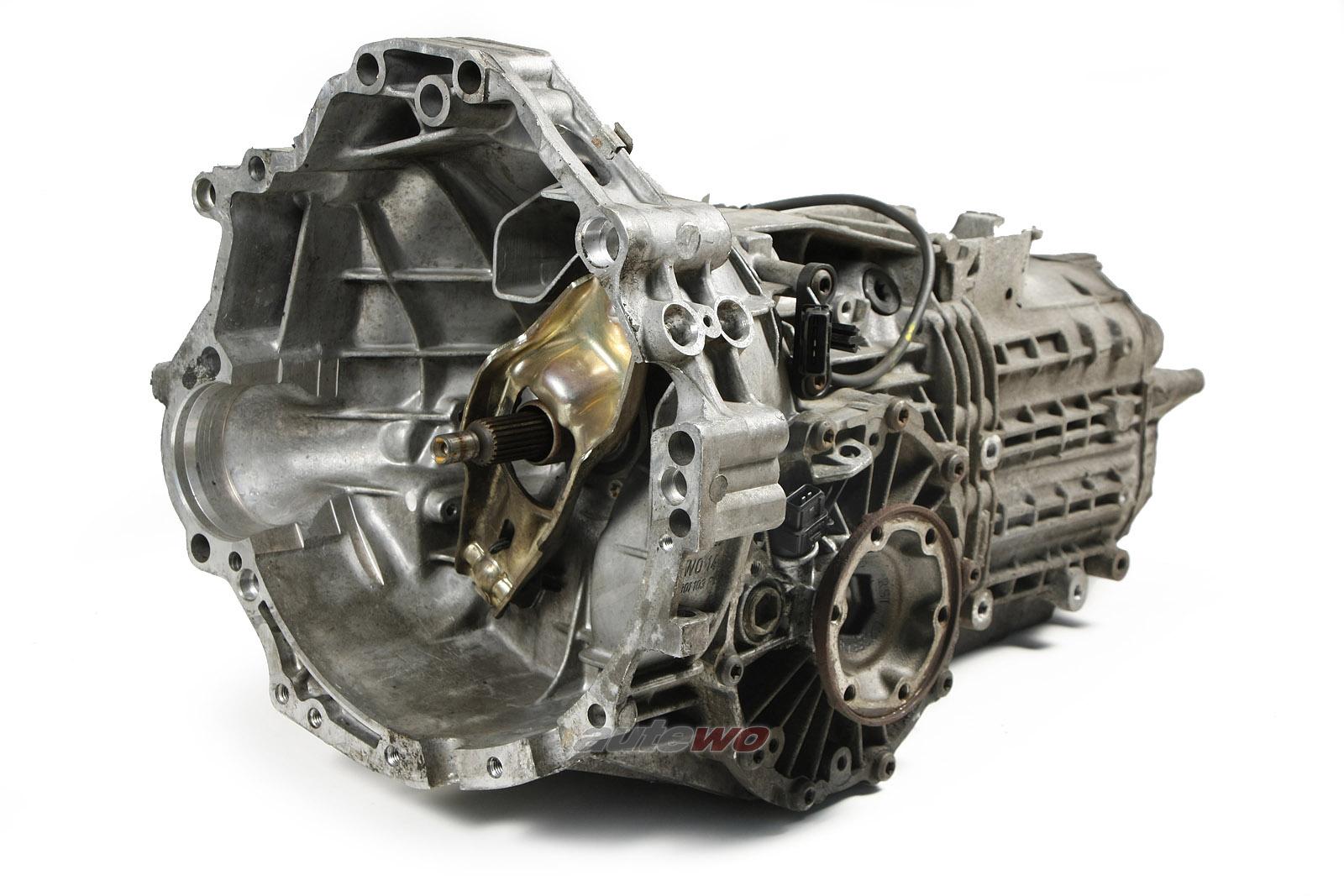 012300053CX Audi/VW 80 Typ 89 Cabrio/A4 B5/A6 C4 1.8l Schaltgetriebe DHZ 03028
