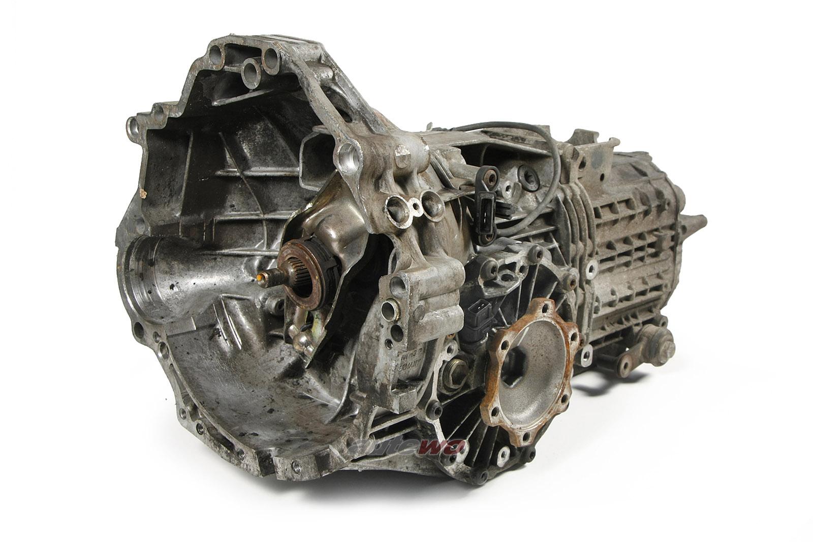 012300052F/012300053R Audi 80 Typ 89 Cabrio/A6 C4 2.8l Getriebe DHG 18117
