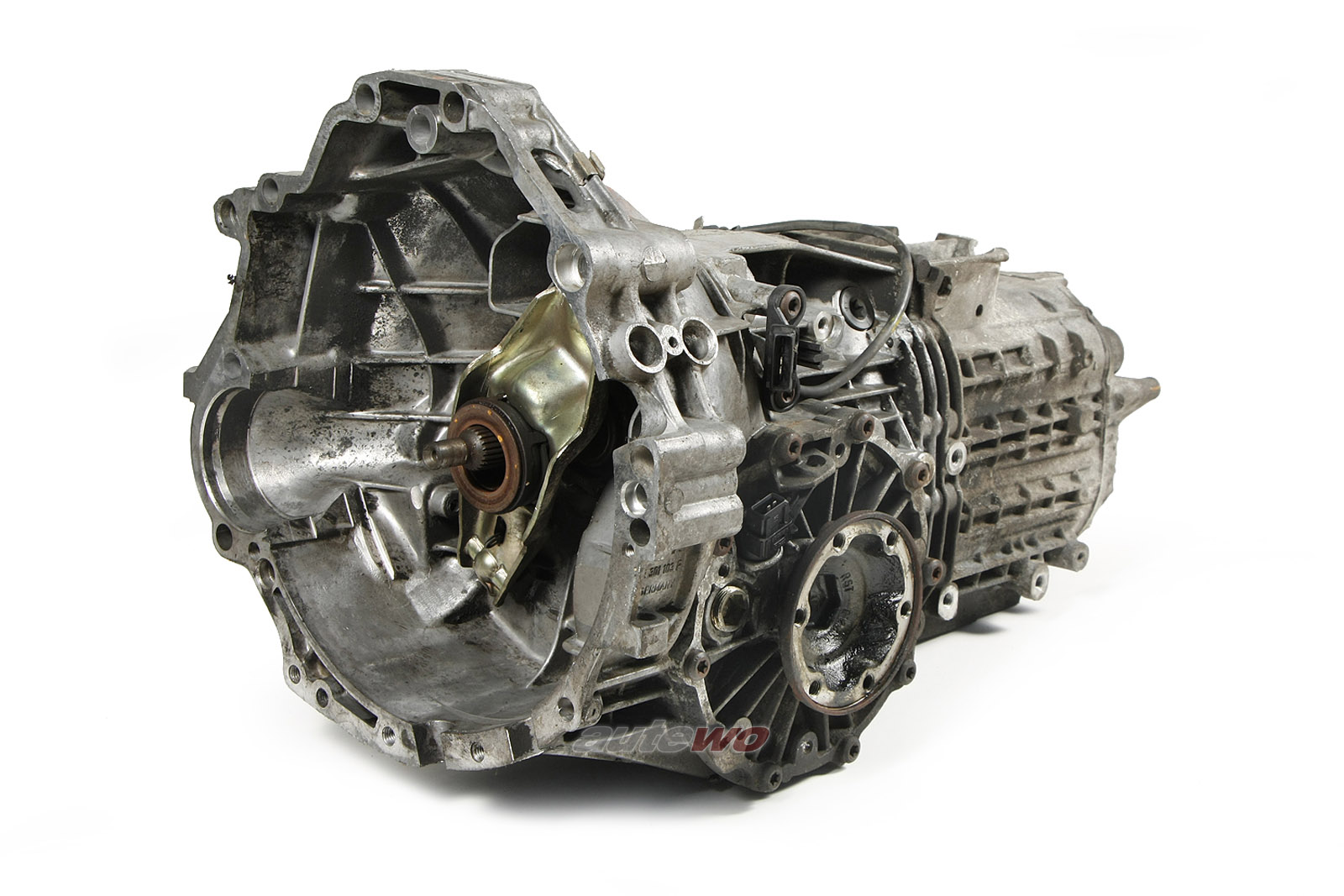 012300053CX Audi/VW 80 Typ 89 Cabrio/A4 B5/A6 C4 1.8l Getriebe DHZ 18077