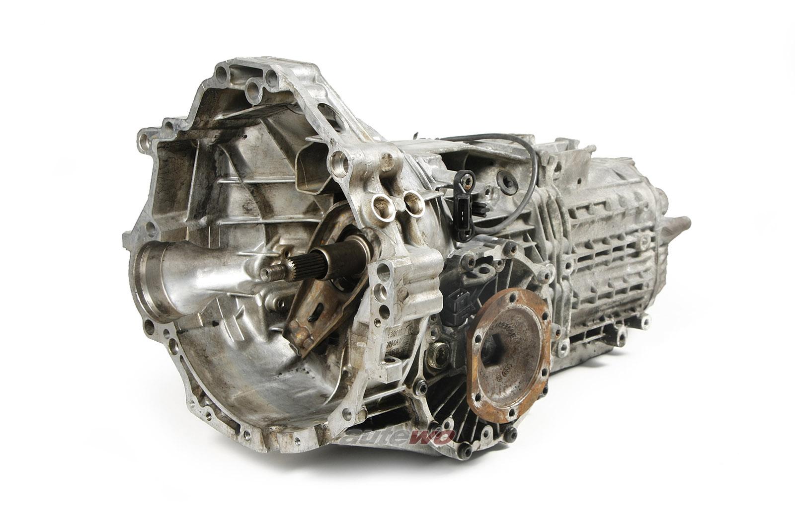 012300047FX Audi 80 B4/Coupe/Cabrio Typ 89/100/A6 C4 2.6l Getriebe CDX 14074