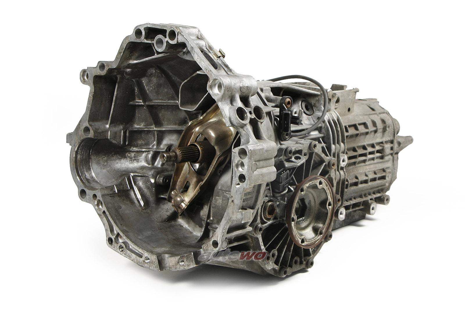 012300053CX Audi/VW 80 Typ 89 Cabrio/A4 B5/A6 C4 1.8l Getriebe DHZ 24127