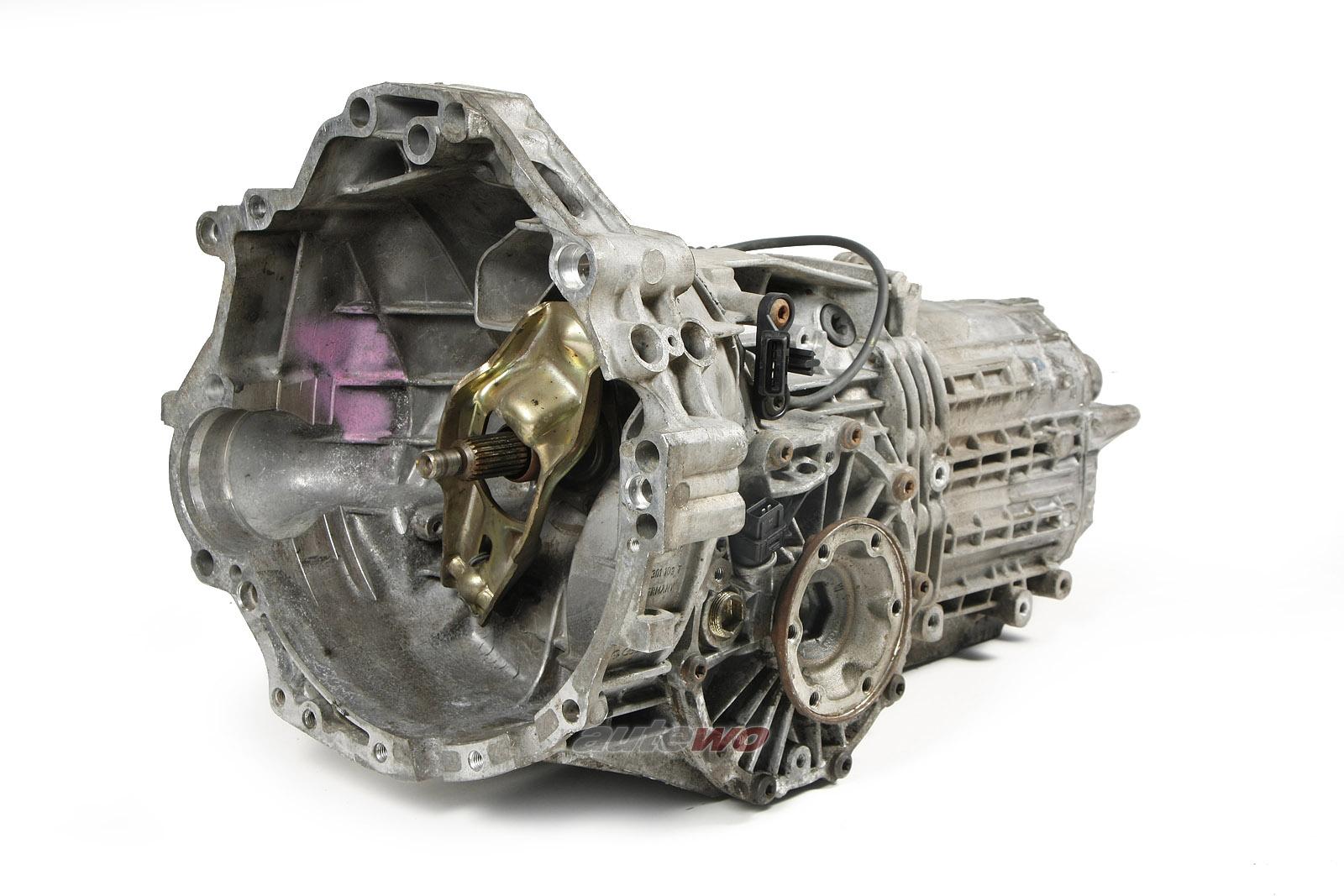 012300053CX Audi/VW 80 Typ 89 Cabrio/A4 B5/A6 C4 1.8l Getriebe DHZ 11068