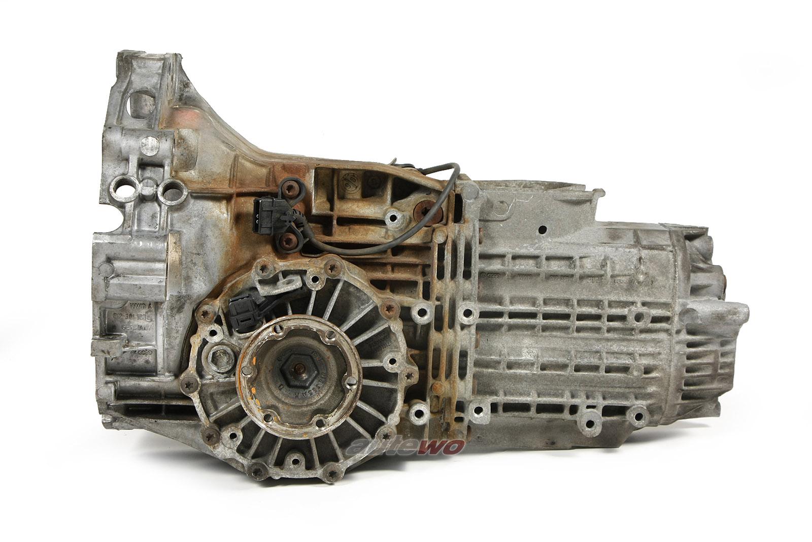 012300049FX Audi/VW A4 B5/Passat 1.8l Schaltgetriebe 5-Gang CTE 08056