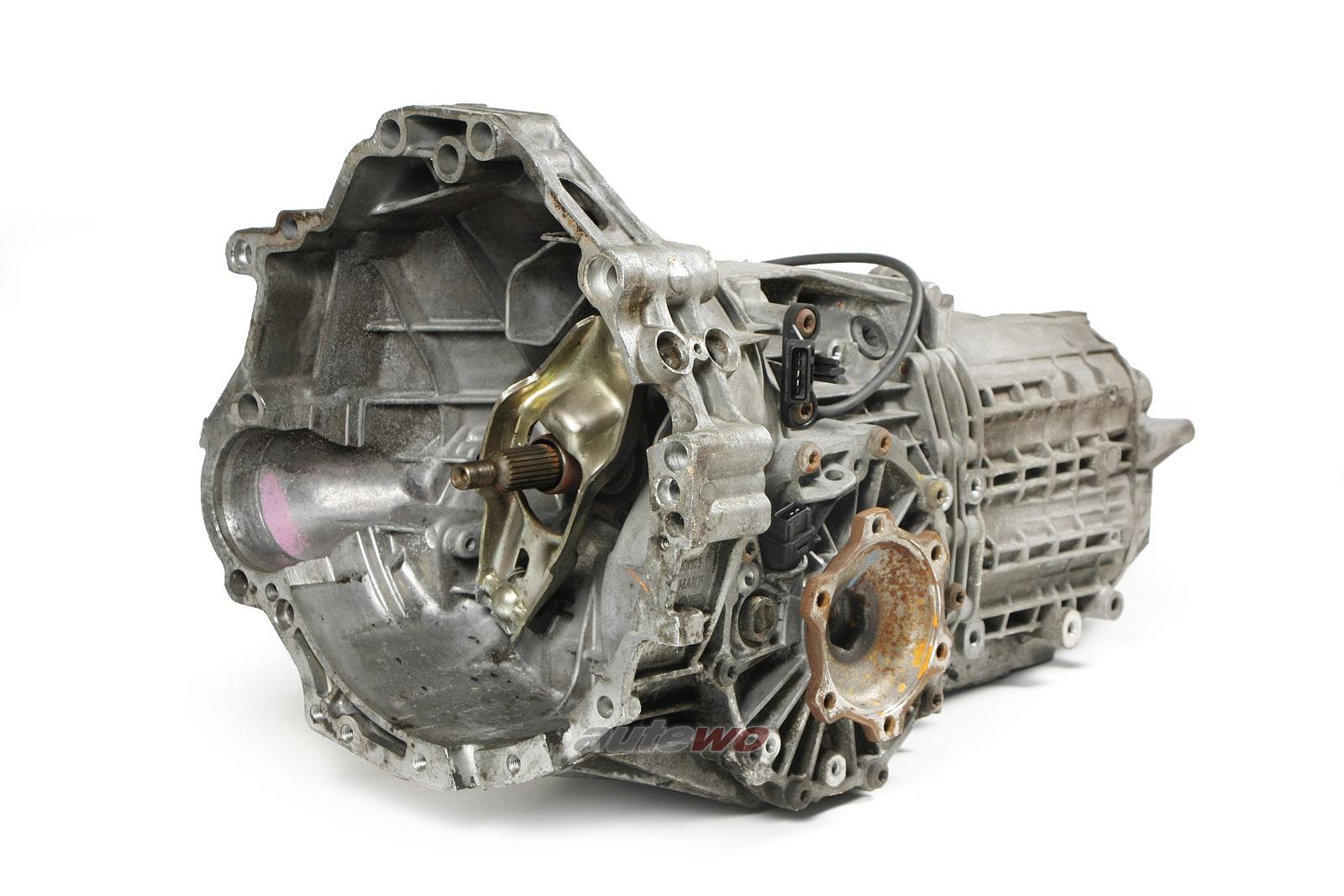 012300054 X Audi 80 Typ 89 Cabrio/A6 C4 2.6l Getriebe 5-Gang DVT 15039