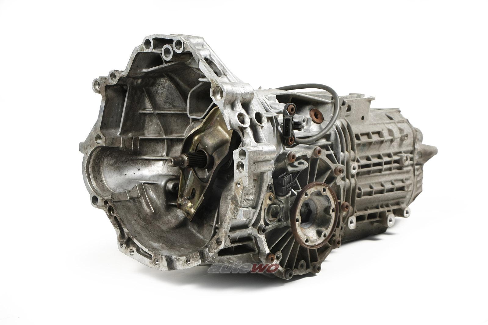 012300047KX Audi 80 B4 2.0l Getriebe 5-Gang CGT 27072