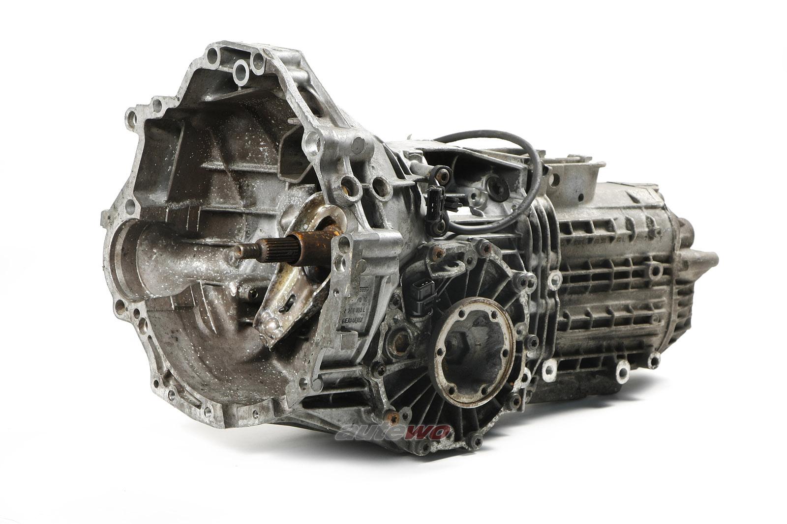012300048DX Audi 80 B4/Coupe/Cabrio Typ 89/A6 C4 2.0l Getriebe CPB 15085