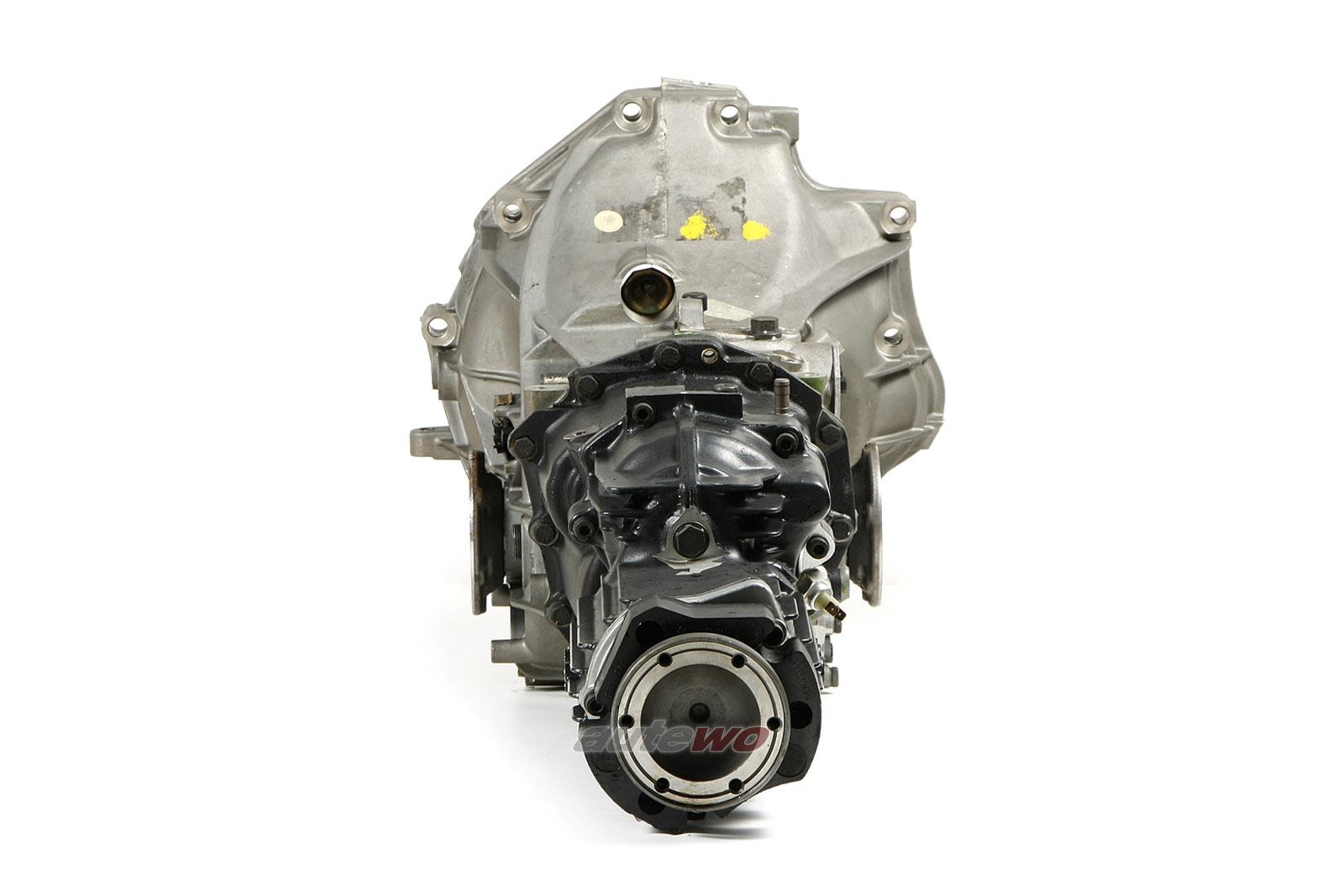016300052PNEU Audi 100/200 Typ 44 2.2l 5-Gang-Getriebe Quattro AOB 14051