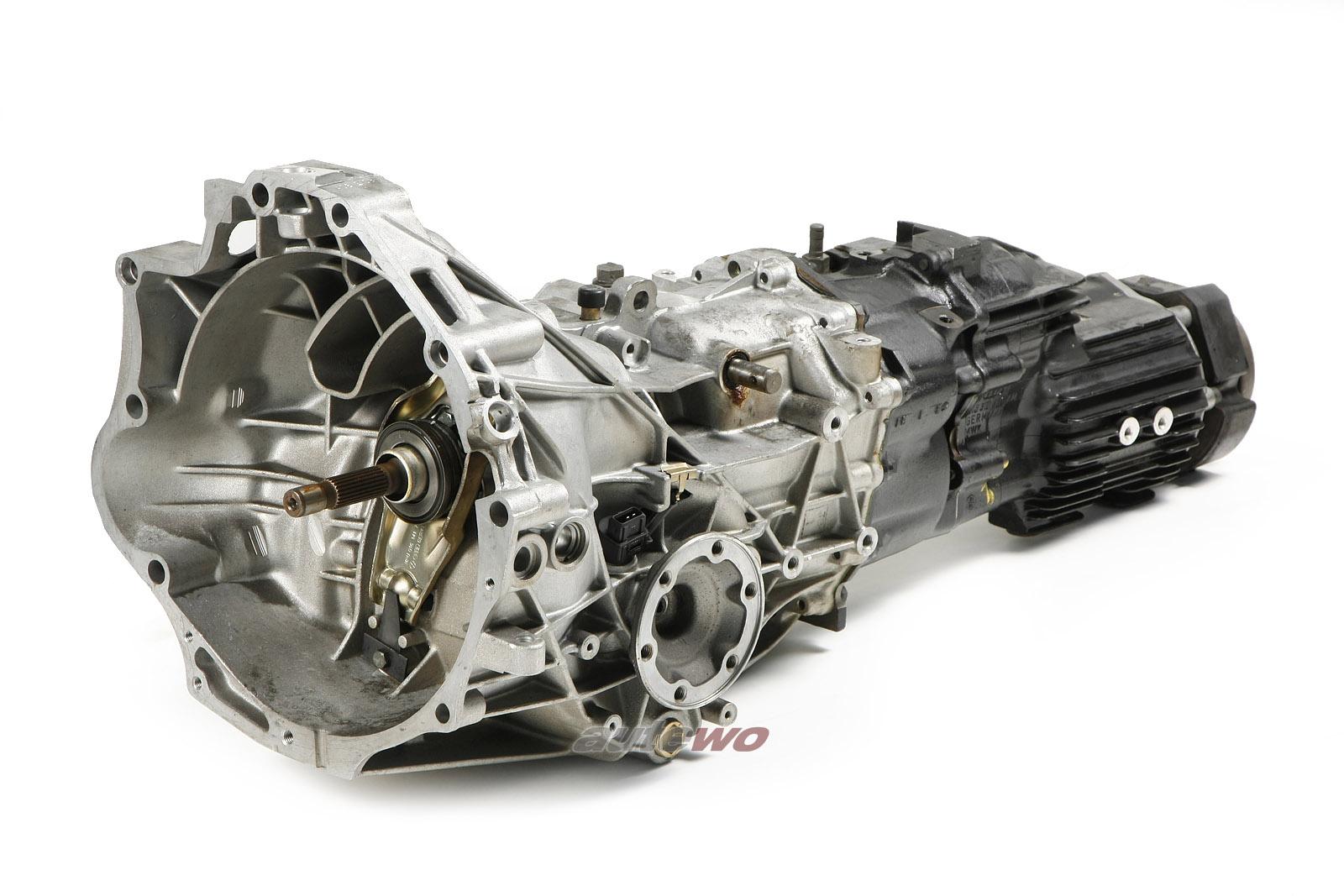 016300051T NEU Audi 100/200 Typ 44 2.2l 5-Gang-Getriebe Quattro AOB 21051