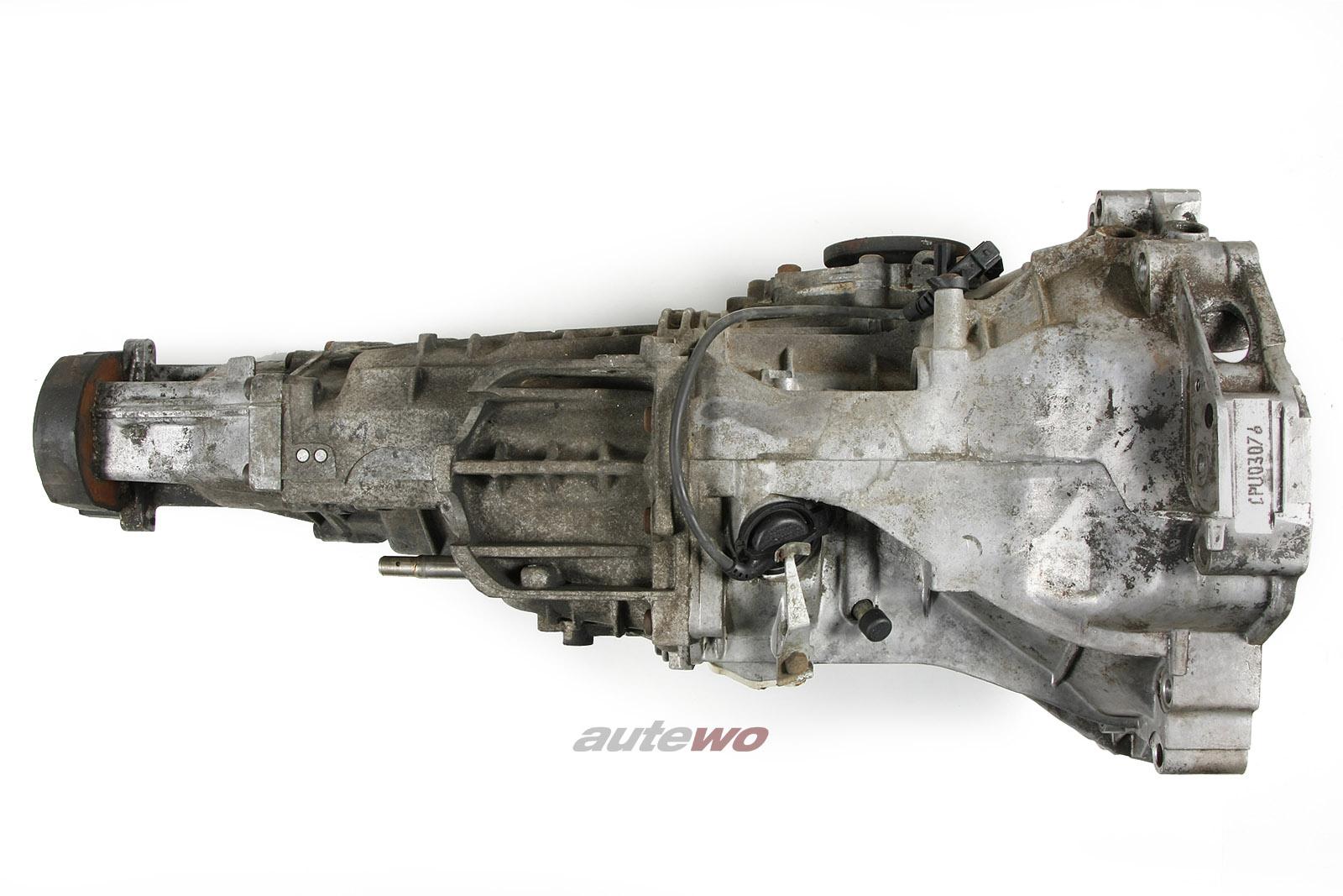 01A300043J Audi 80 B4 Competition/100/A6 C4 2.0l Getriebe Quattro CPU 03076