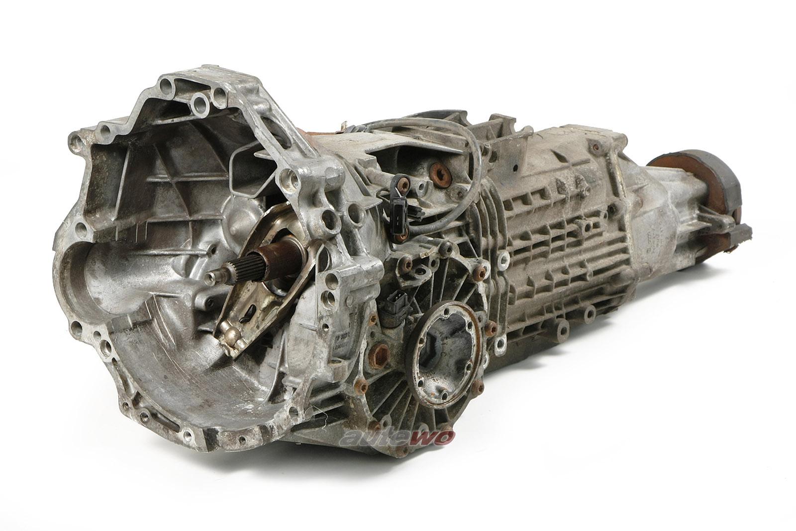 01A300044E Audi 80 B4 Competition/100/A6 C4 2.0l Getriebe Quattro CVV 05104